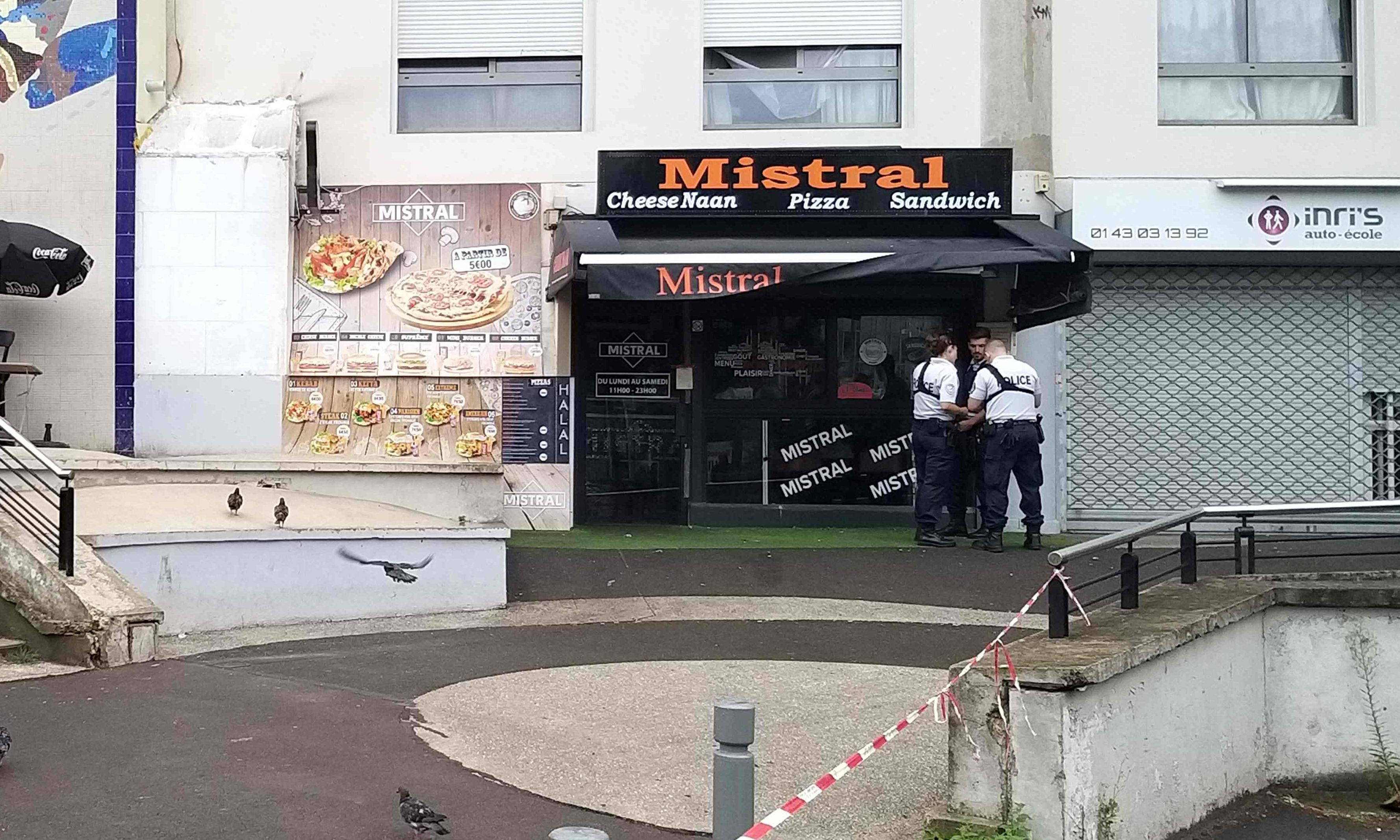 French waiter shot dead for being 'too slow with sandwich', say witnesses
