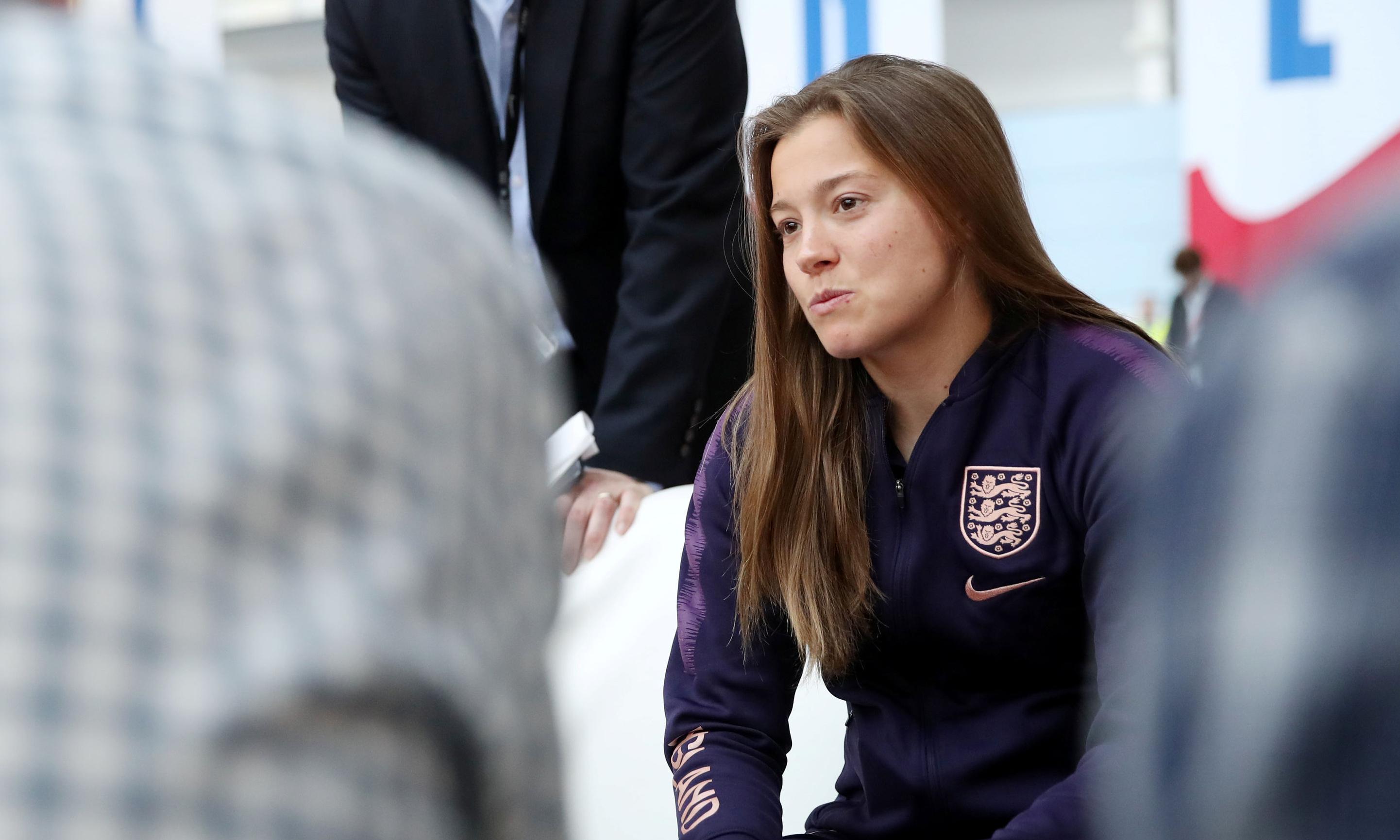 Fran Kirby: 'Two semi-finals we lost still hurt – we'll use it as motivation'