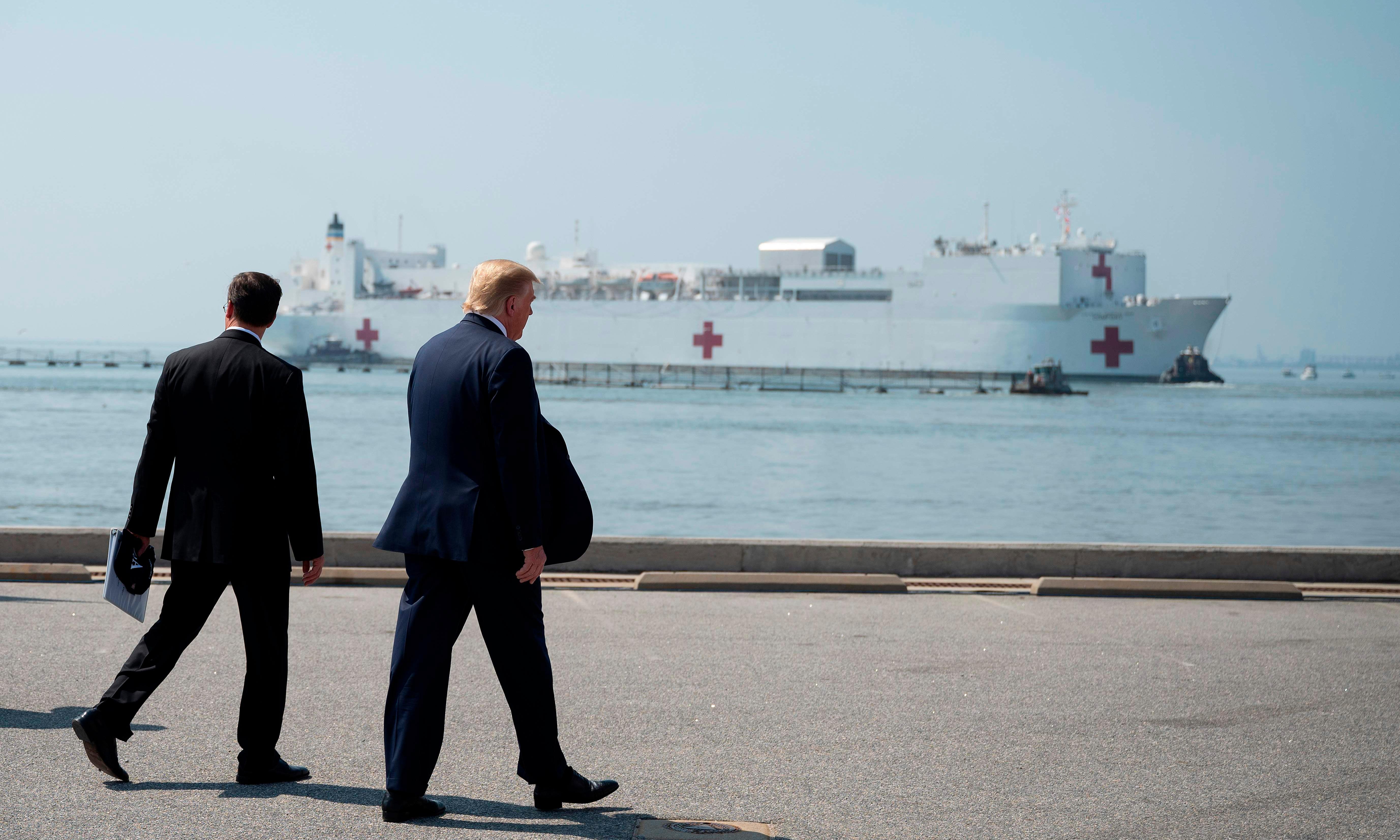 Cuomo: Trump New York quarantine would be 'federal declaration of war'