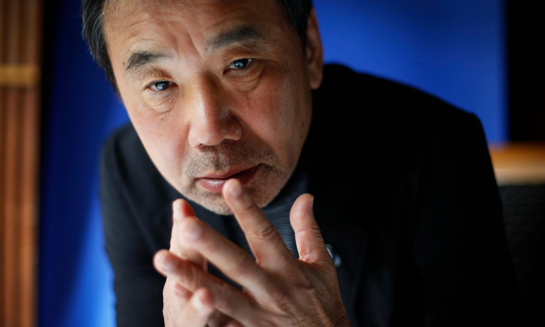 Haruki Murakami and James Frey lead all-male shortlist for bad sex award