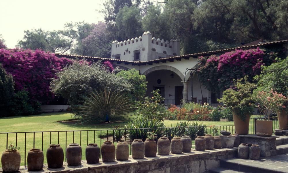 Museo Dolores Olmedo Patino, Mexico City.