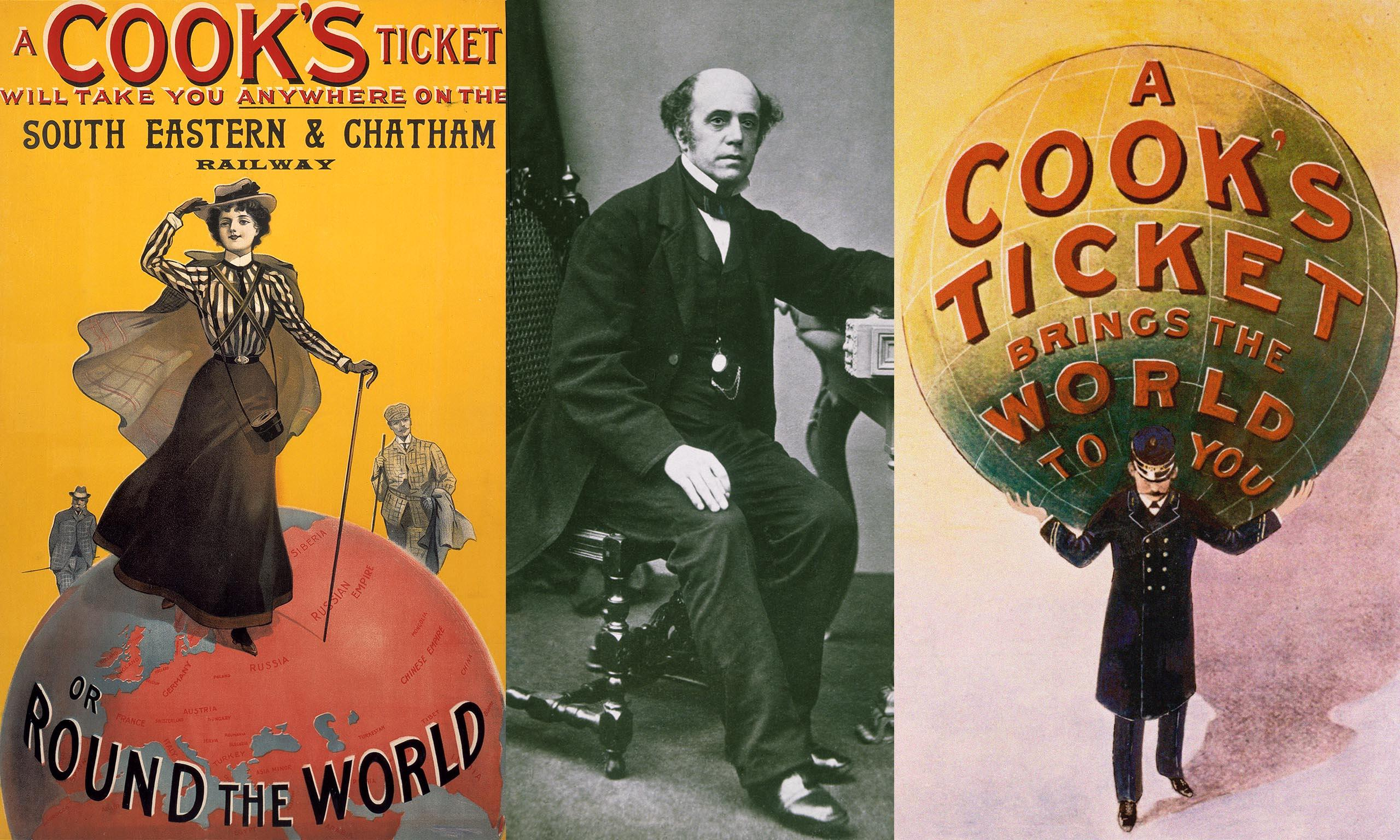 Temperance tours to inclusive packages: a history of Thomas Cook
