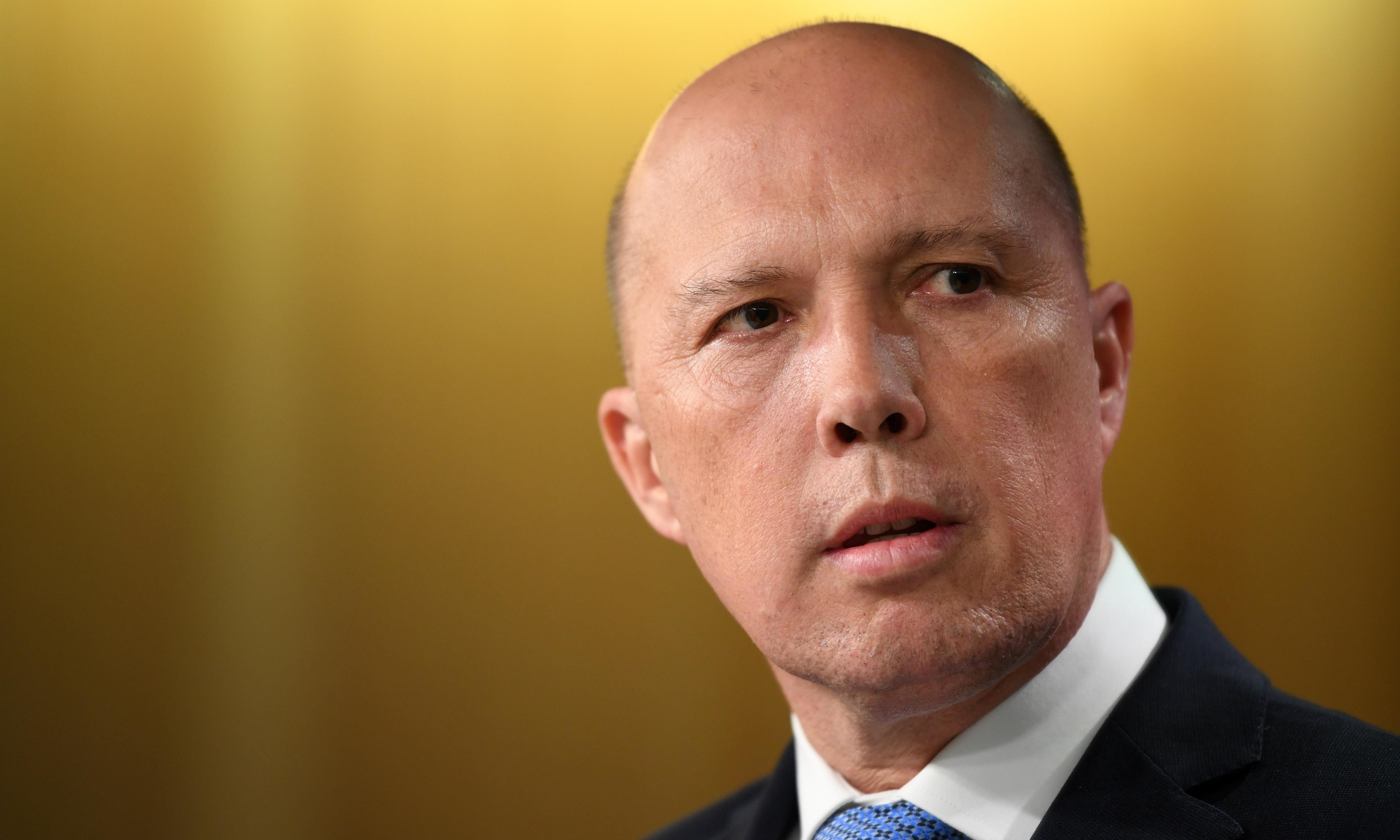 Dutton's citizenship-stripping laws may increase risk of terrorism, Asio warns