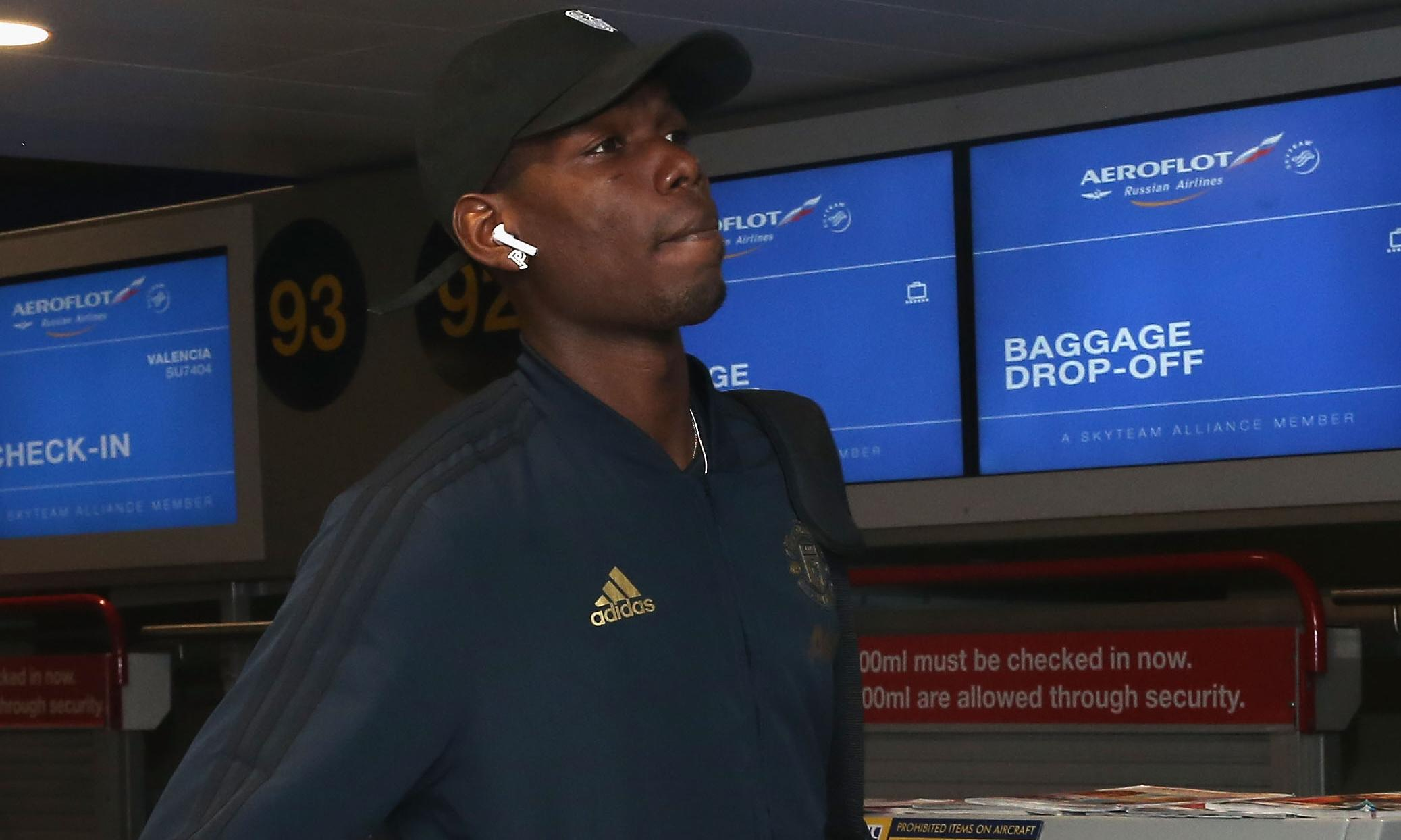 Paul Pogba shocked at Manchester United omission for past two games