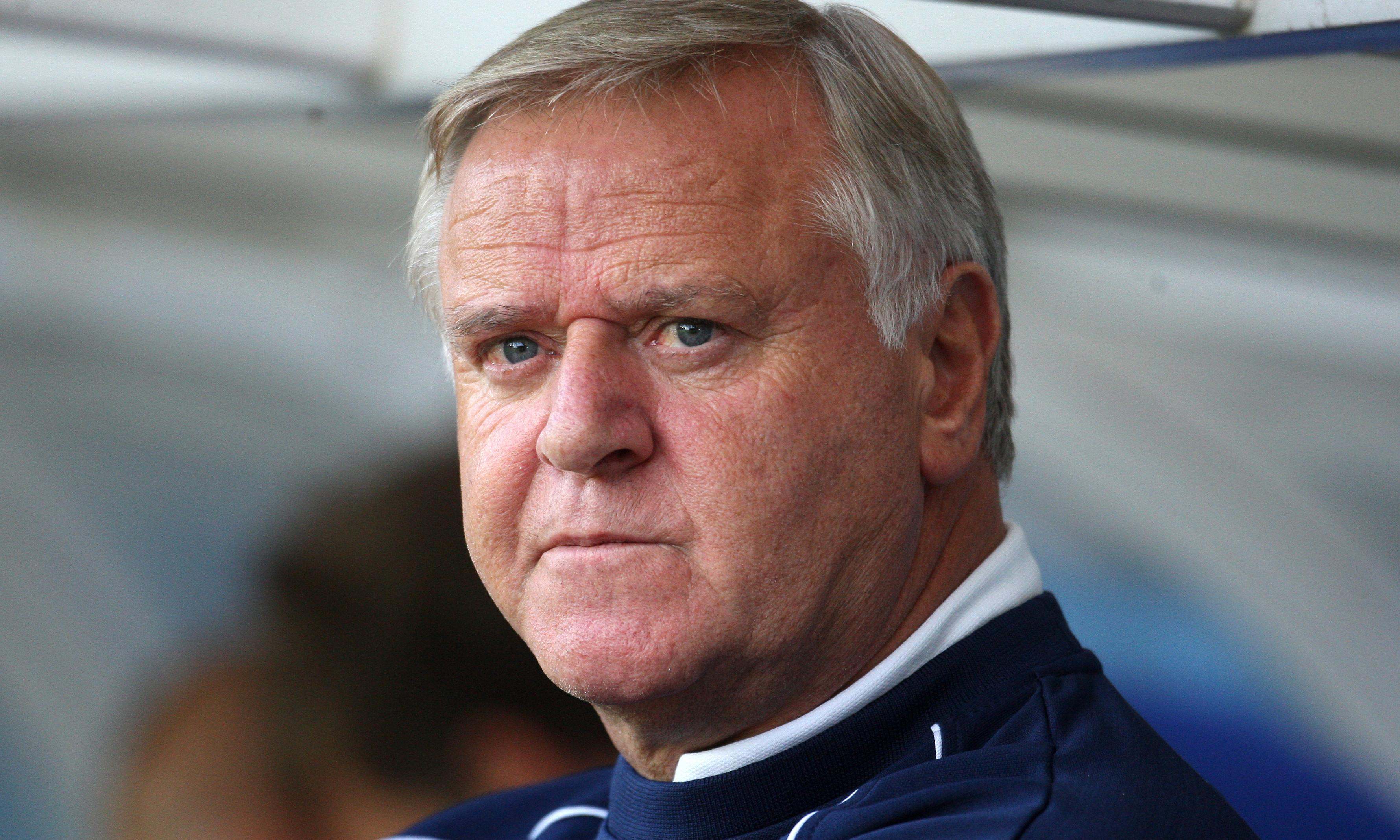 Former Hearts manager Jim Jefferies recovering after heart attack