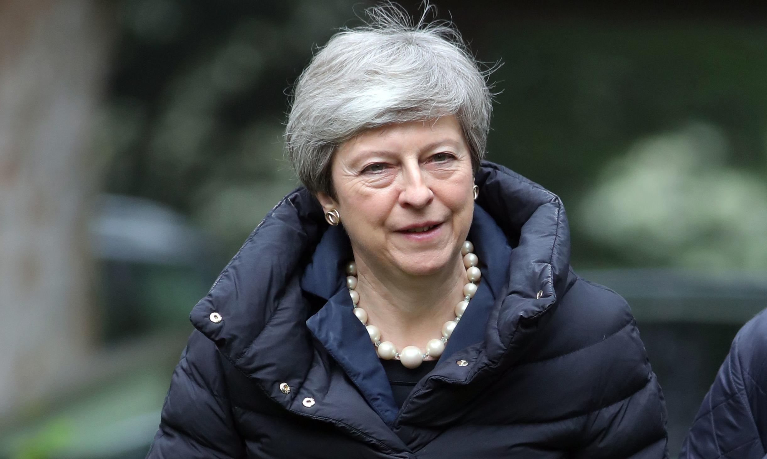 The Guardian view on Theresa May's Brexit options: stark – and getting starker