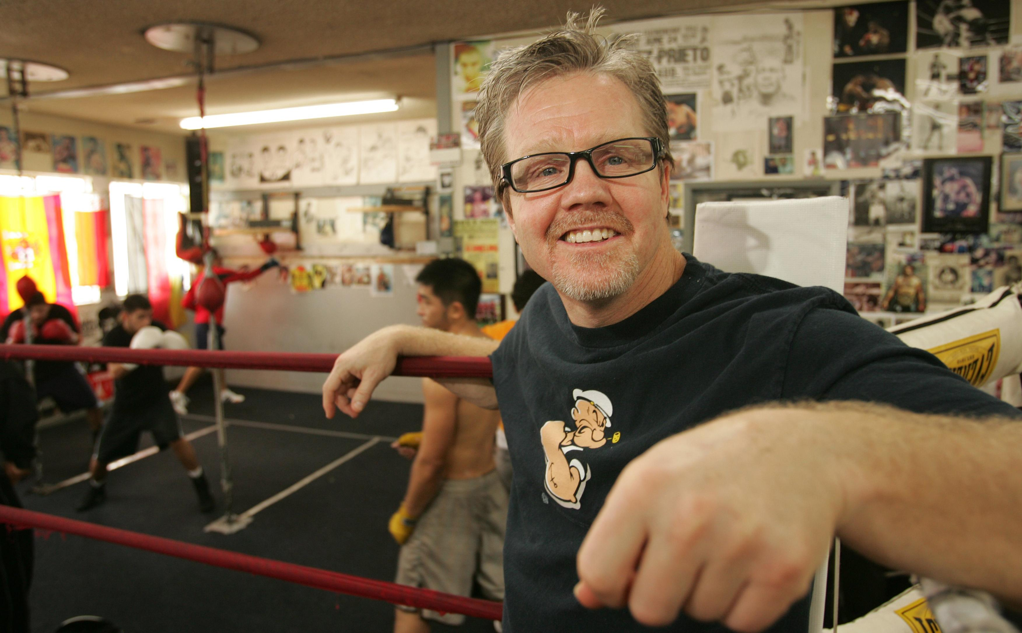 A life in boxing: Freddie Roach on Ali, Tyson, Cotto, Pacquiao and his mum