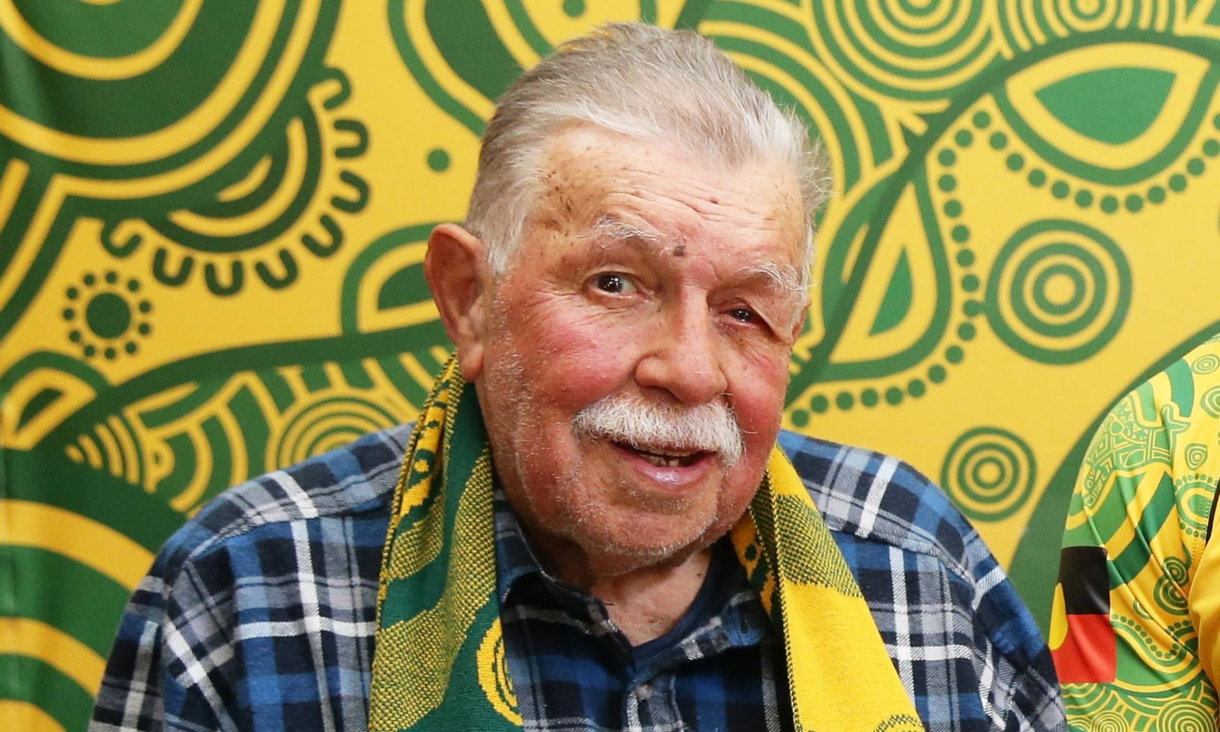 Lloyd McDermott: Wallaby No 470 and an inspiration to Indigenous youth