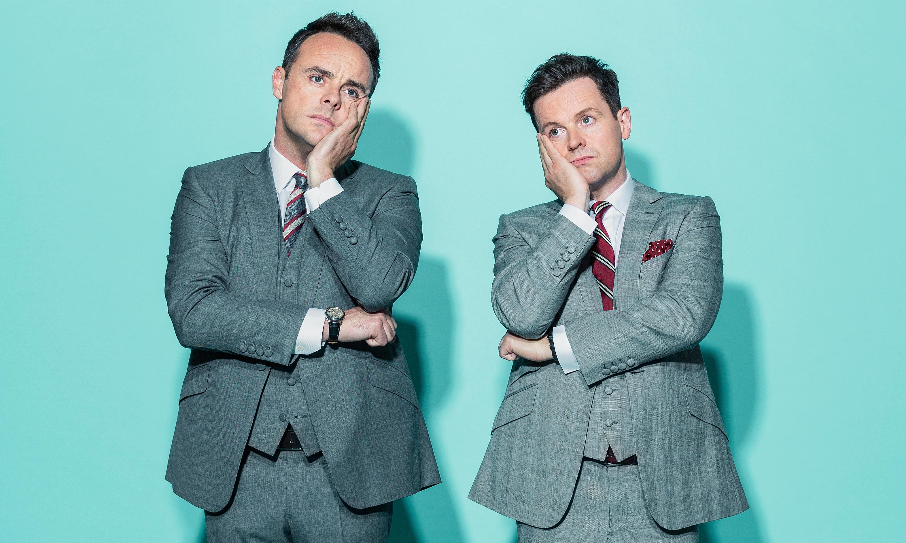 Ant and Dec's DNA test merely tells us that we're all inbred