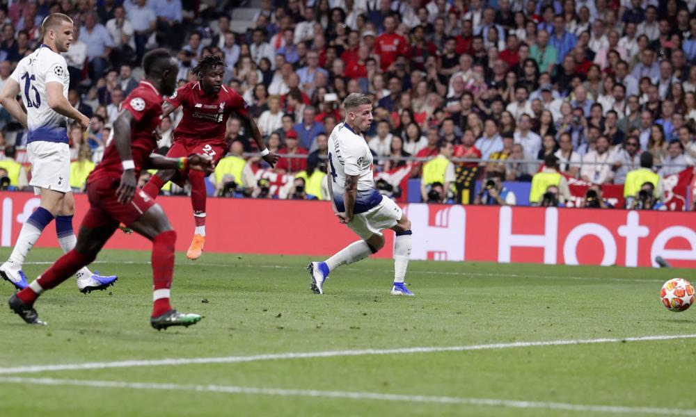 Spurs v Liverpool