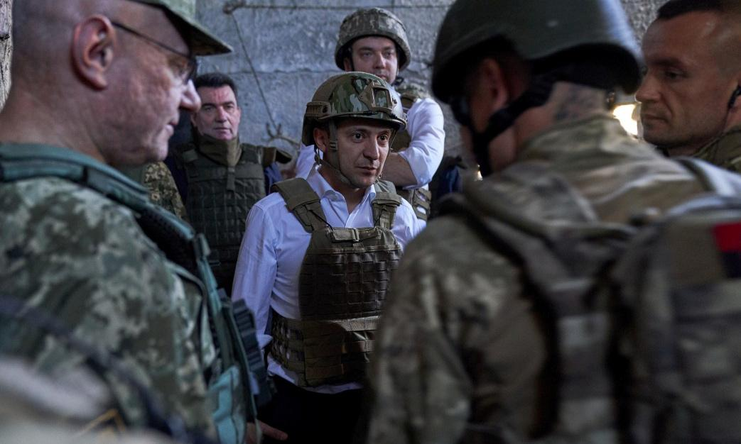 Zelenskiy's brush with Trump won't help him end Ukraine's war