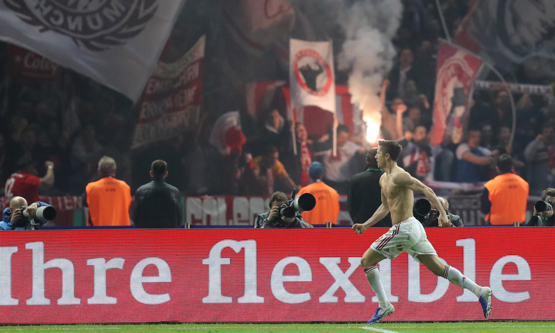 Bayern Munich win German Cup after Lewandowski cuts down RB Leipzig