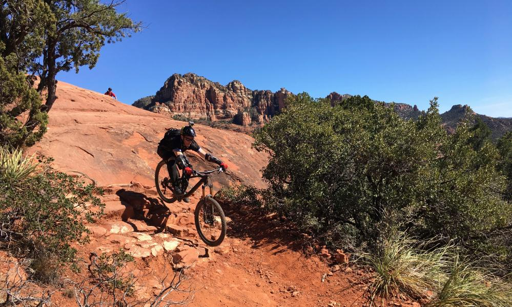 WildBike Utah and Arizona cycling trip