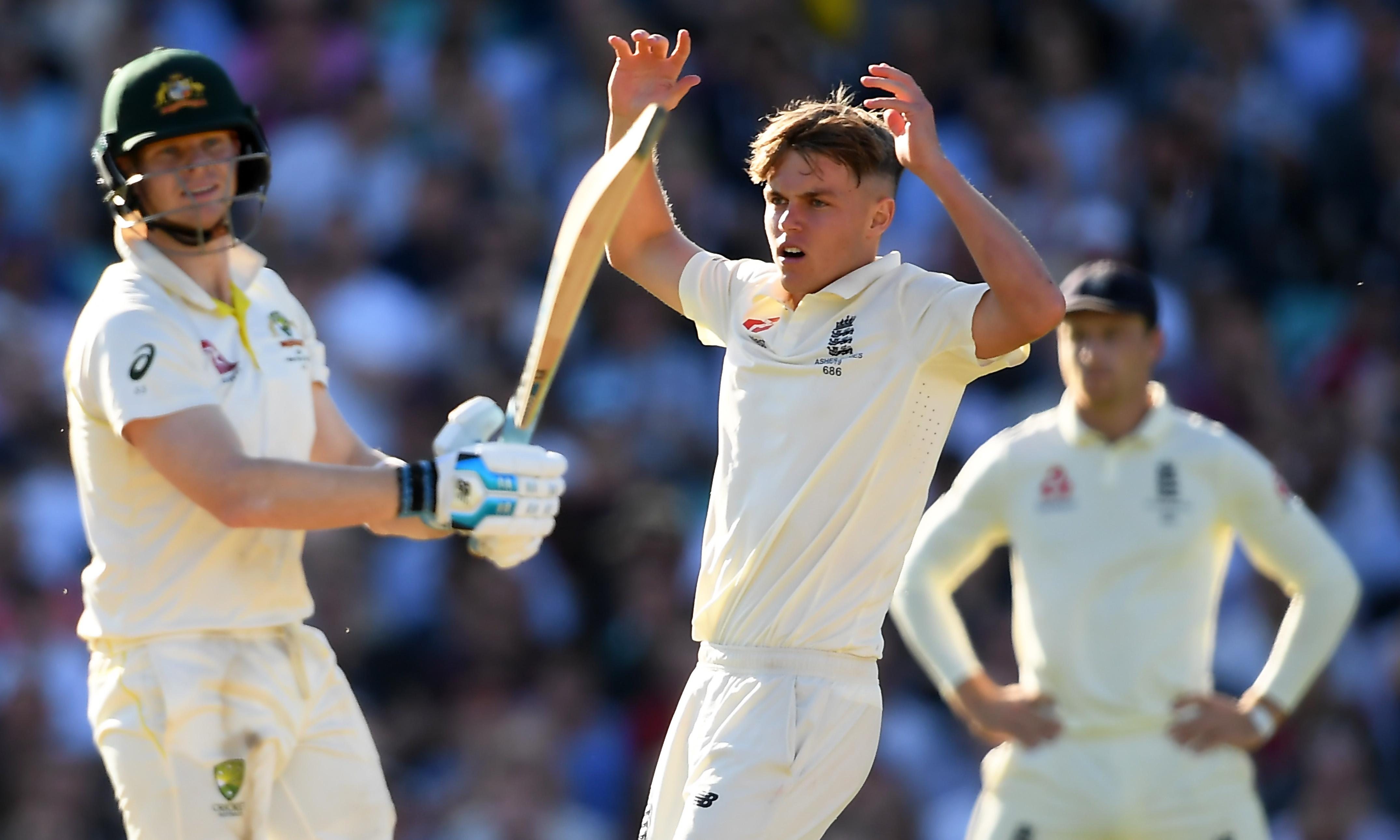 Sam Curran gives England a snarl they have lacked in Ashes summer of Steve