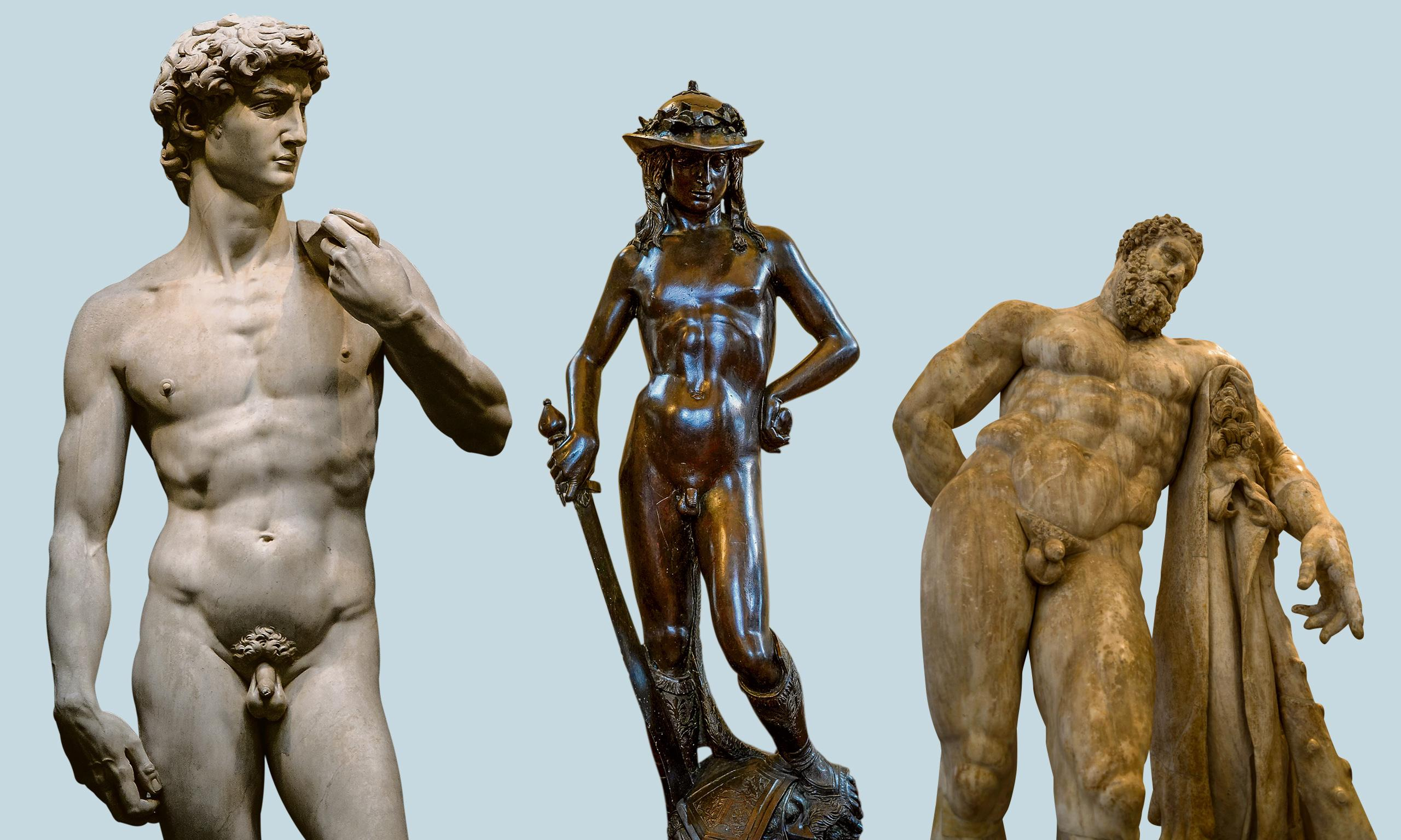A naked triumph: why the male nude is – thankfully – back in the limelight