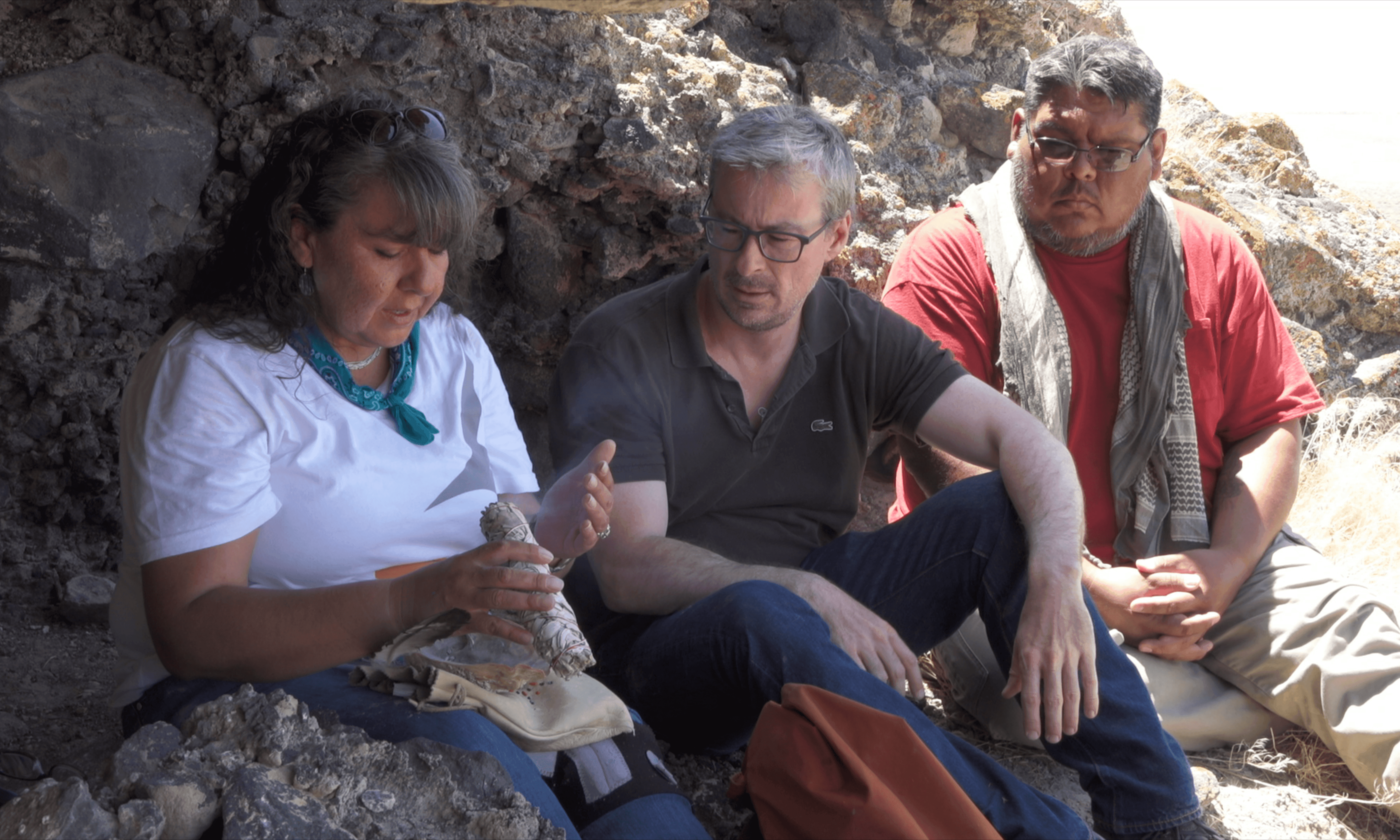Scientists reveal 10,000-year-old mummy is Native American ancestor