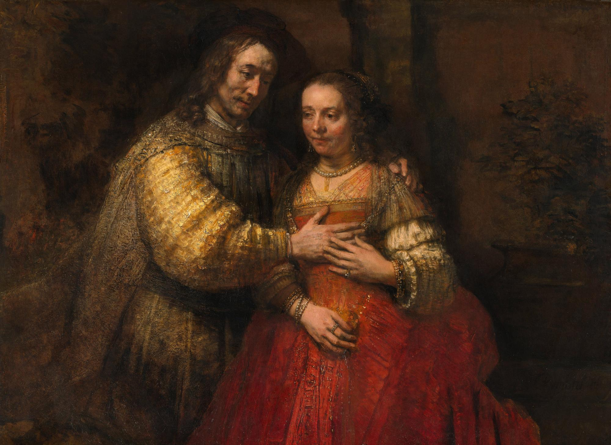 Classic erotic paintings by rembrandt have