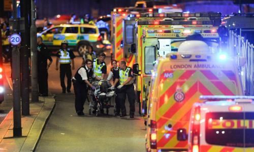 London Bridge attack: response reminded me of my pride in our extraordinary NHS