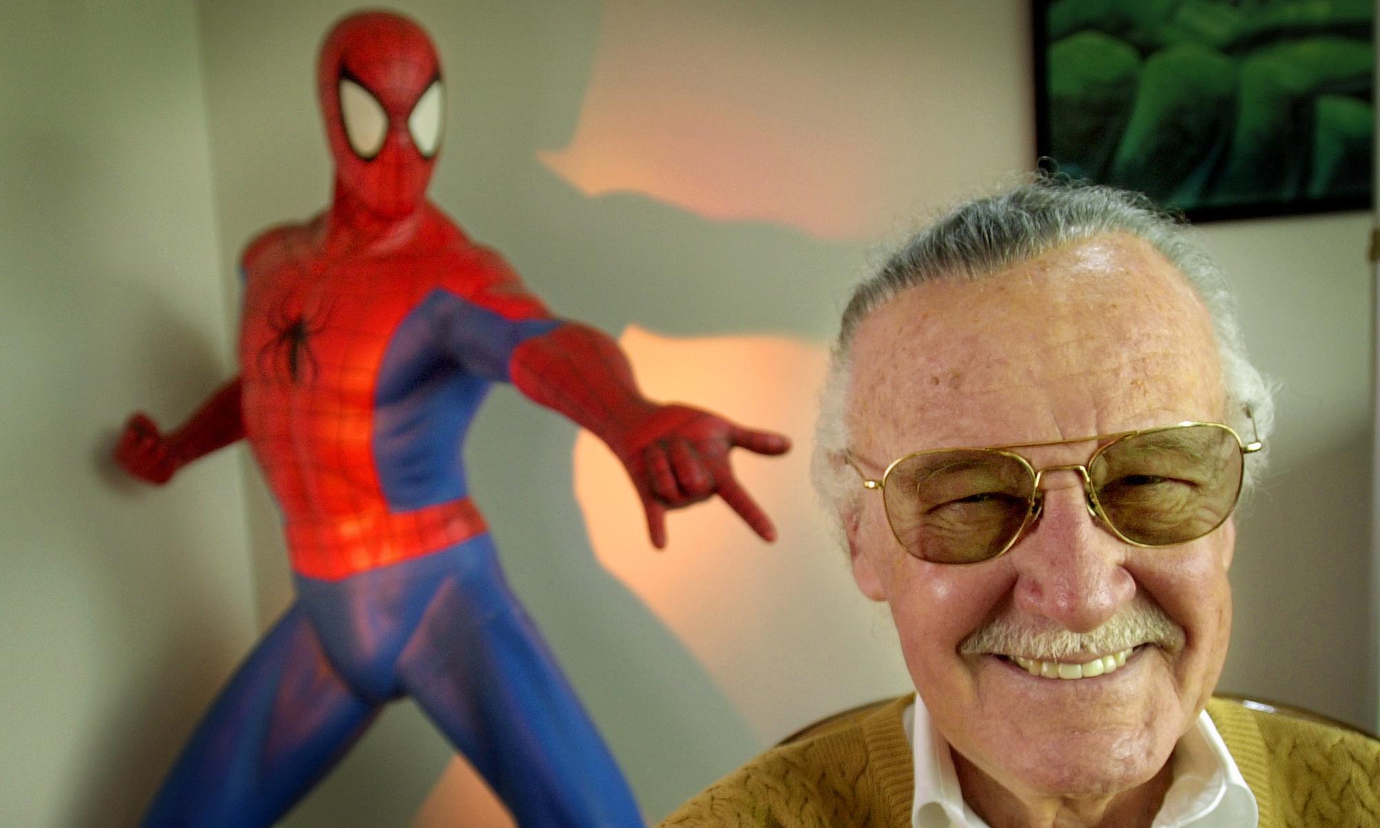 Stan Lee: Spider-Man, X-Men and Avengers creator dies aged 95
