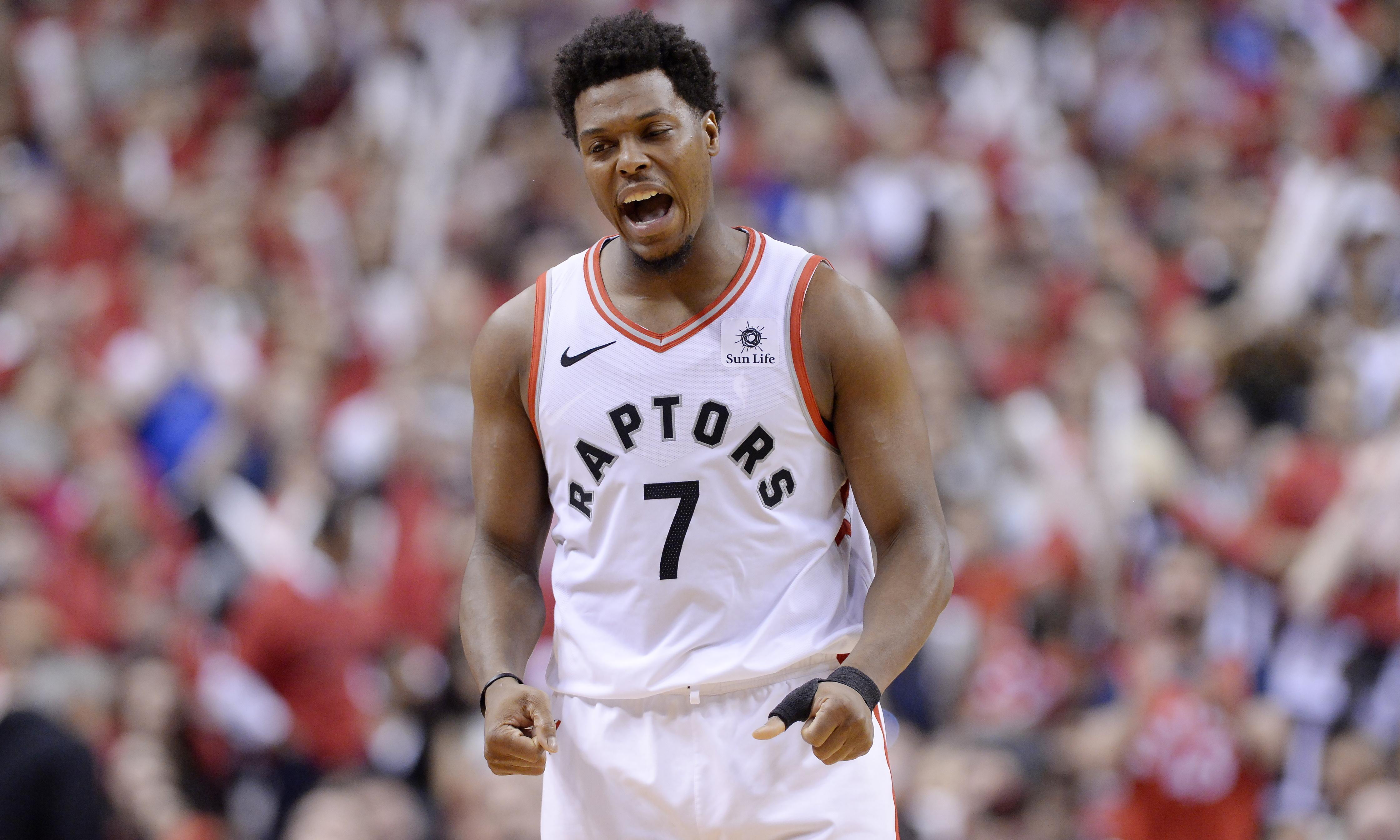 NBA playoffs: Raptors strike back against Bucks in double-overtime thriller