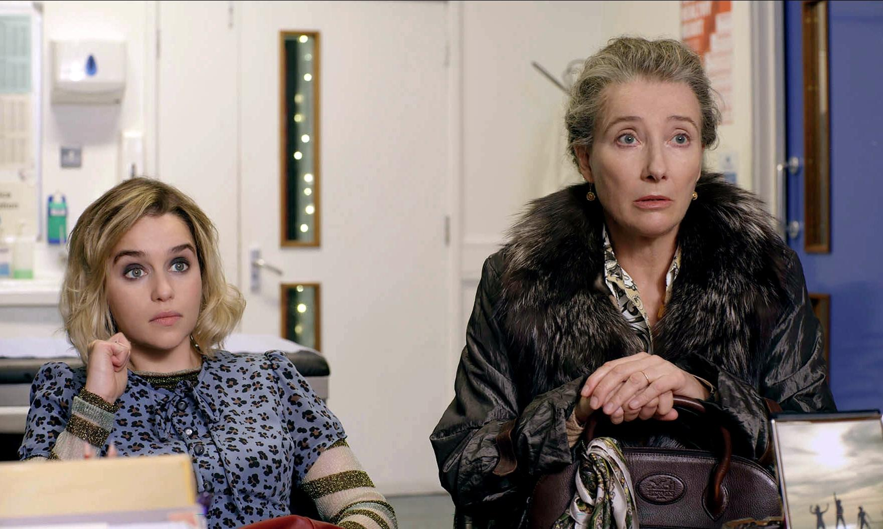 Emma Thompson's ludicrous Last Christmas is the perfect Brexit festive movie