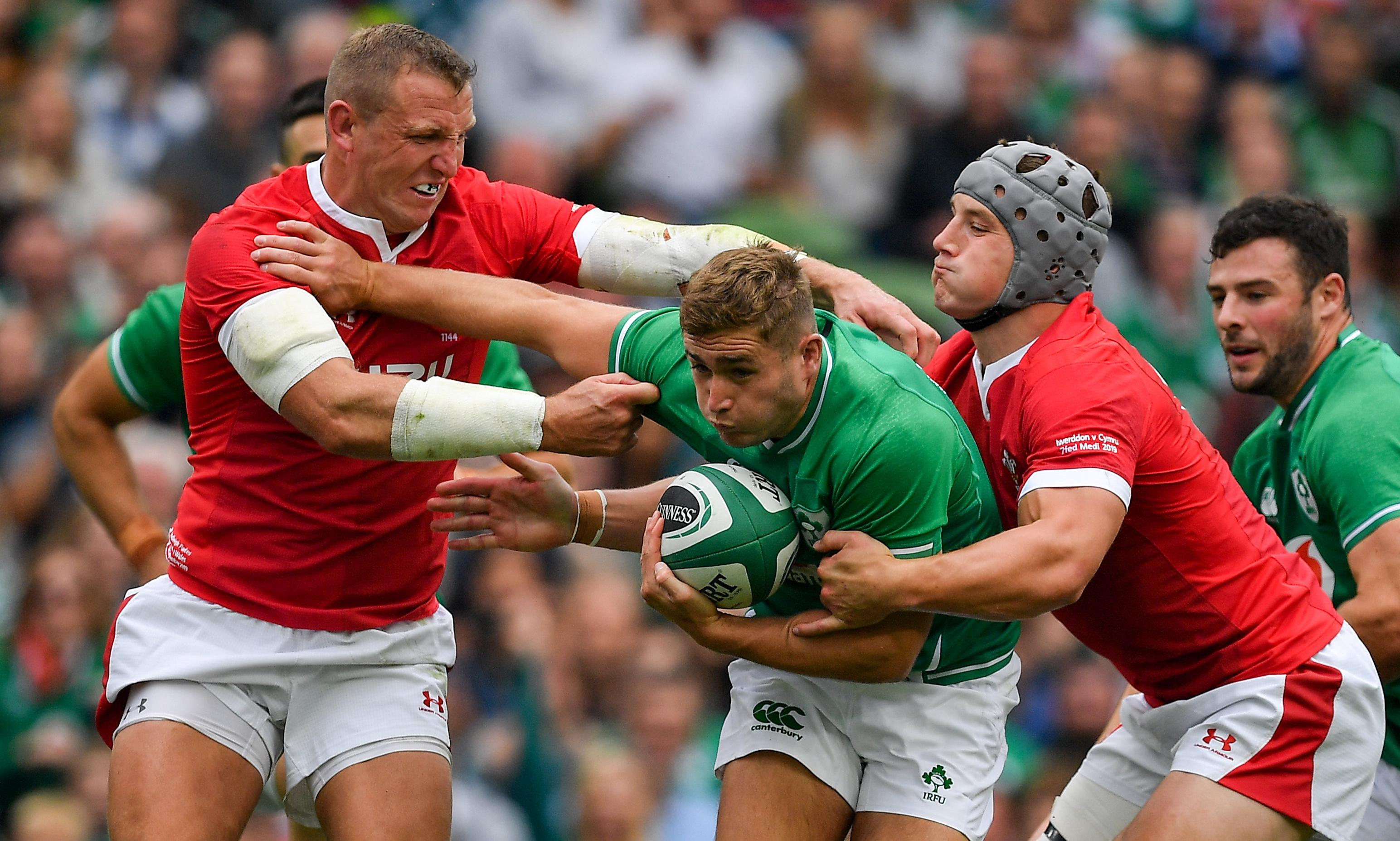 Jonathan Davies's return to fitness boosts Wales' World Cup hopes