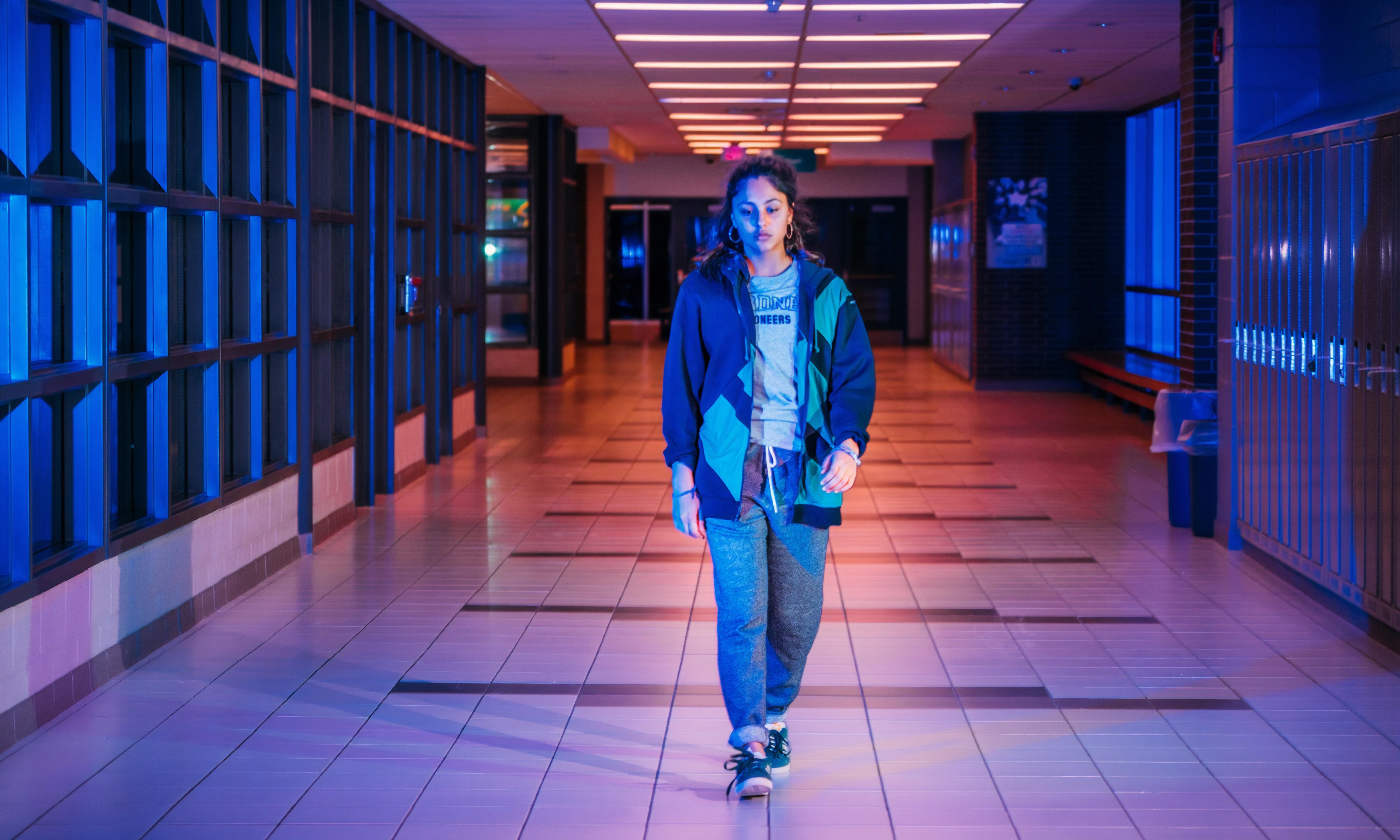 Share review – sobering, sensitive drama focuses on high-school rape