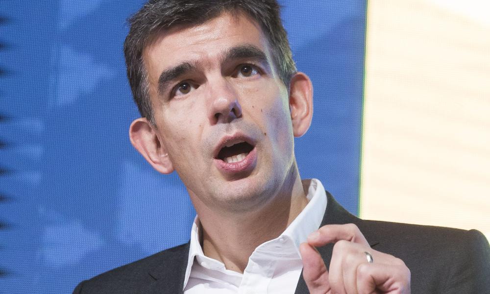 Director of Google Europe Matt Brittin