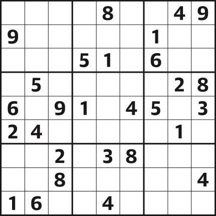 Sudoku 4,299 medium