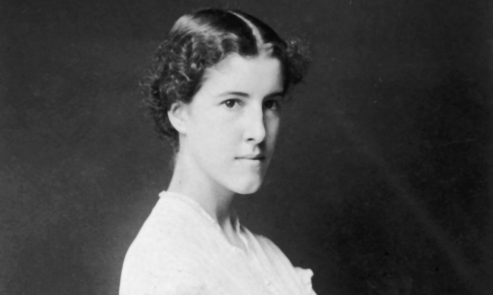 Charlotte Perkins Gilman, circa 1896.