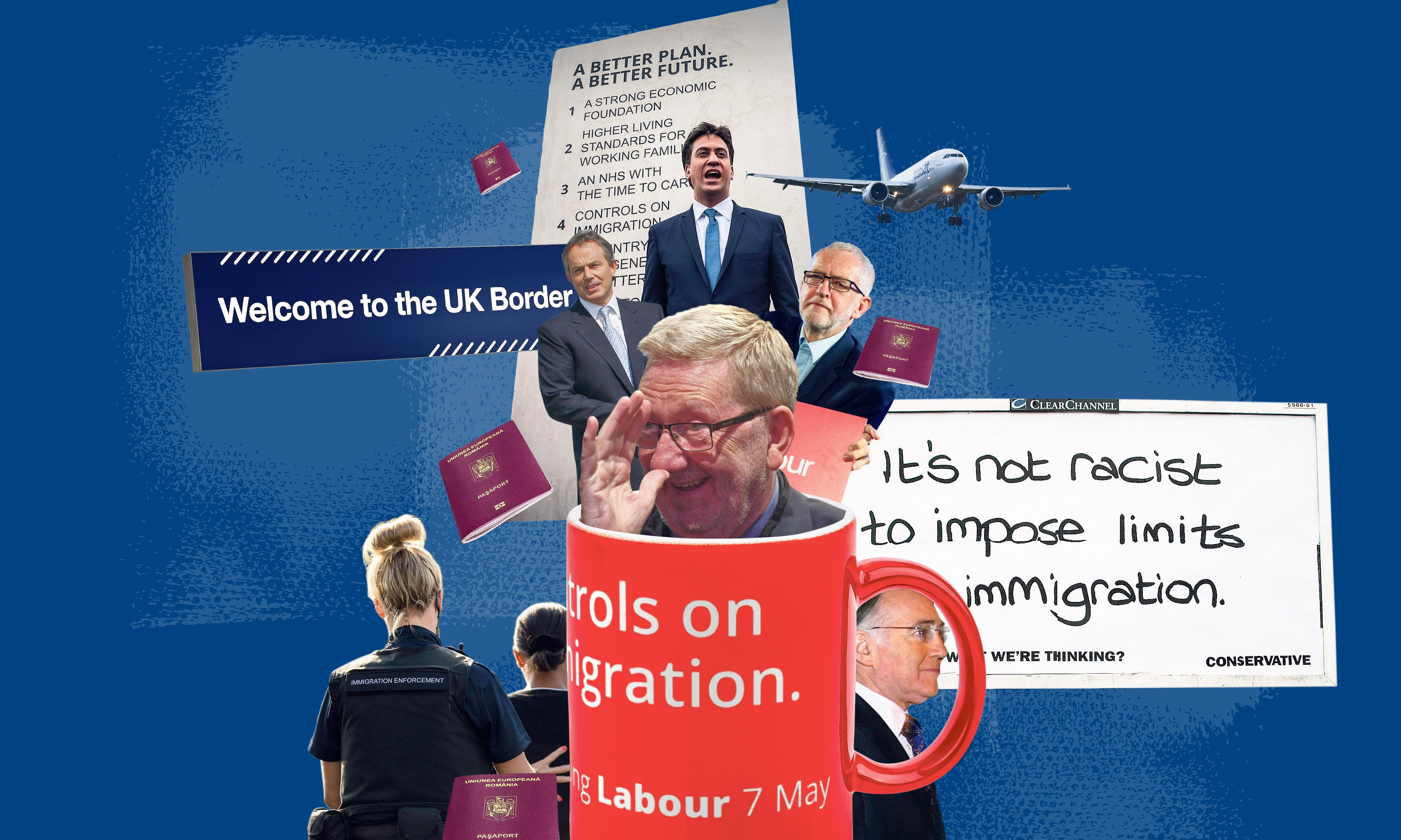 How immigration became Britain's most toxic political issue