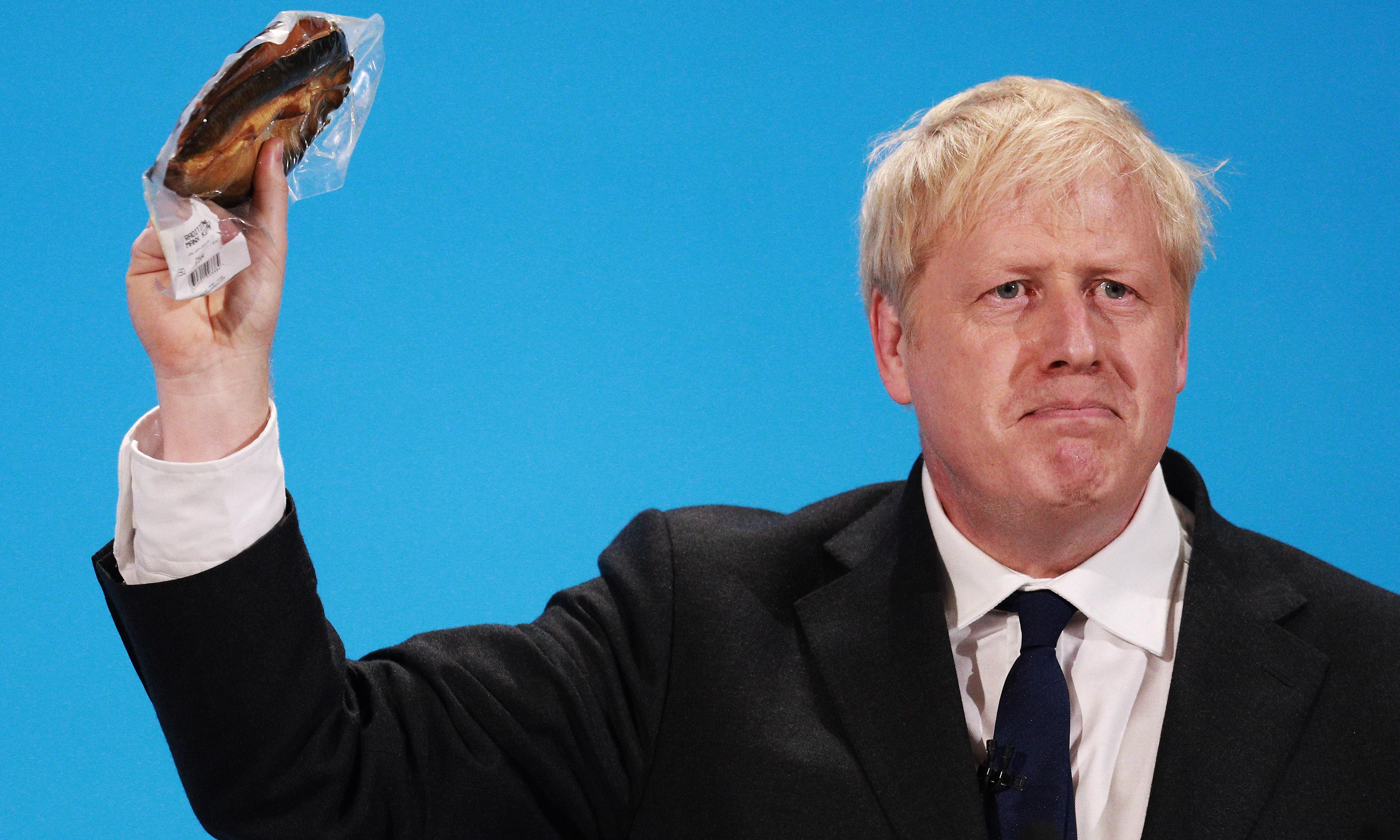 The Guardian view on Boris Johnson: bad actor, dishonest script
