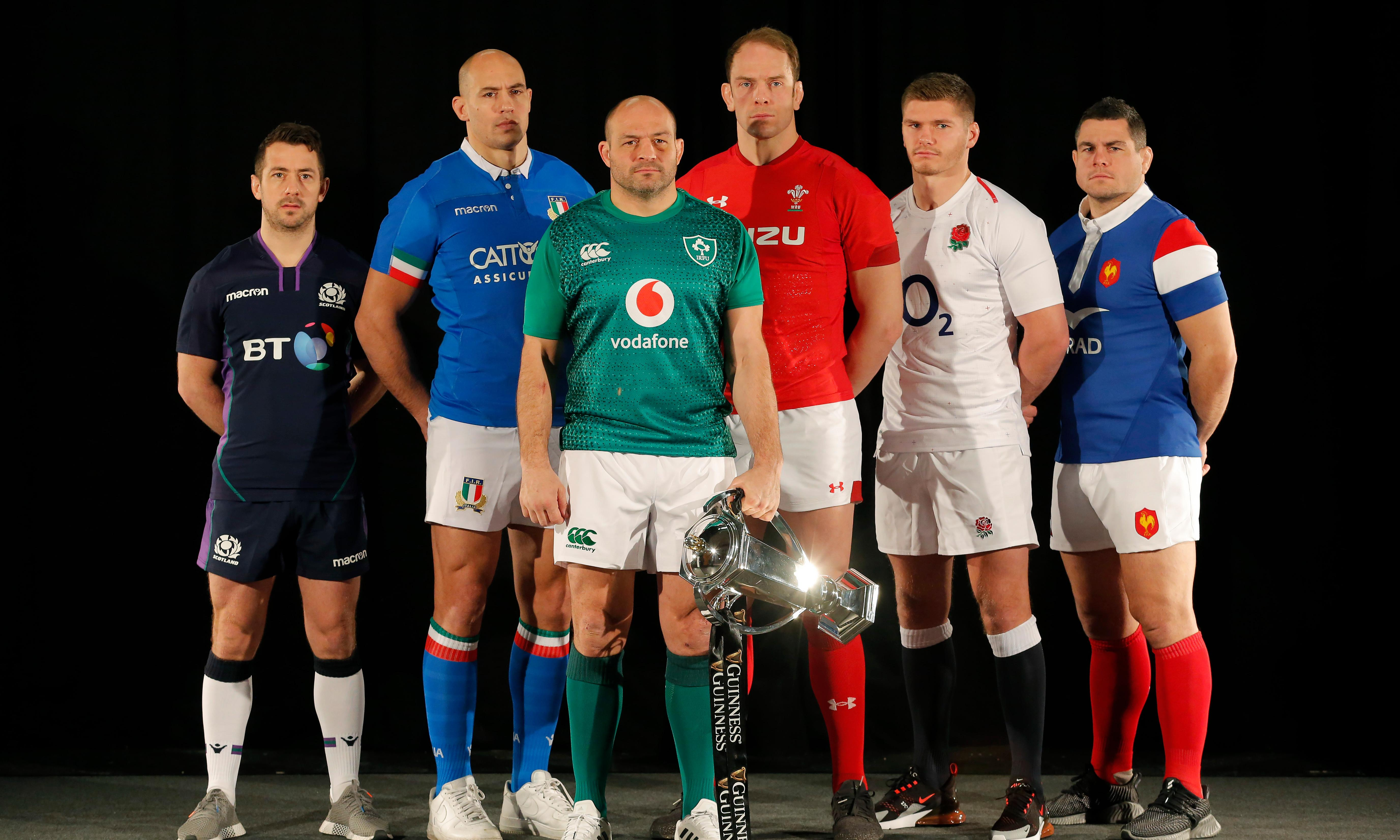 Six Nations unions divided over revenue and Nations Championship plans