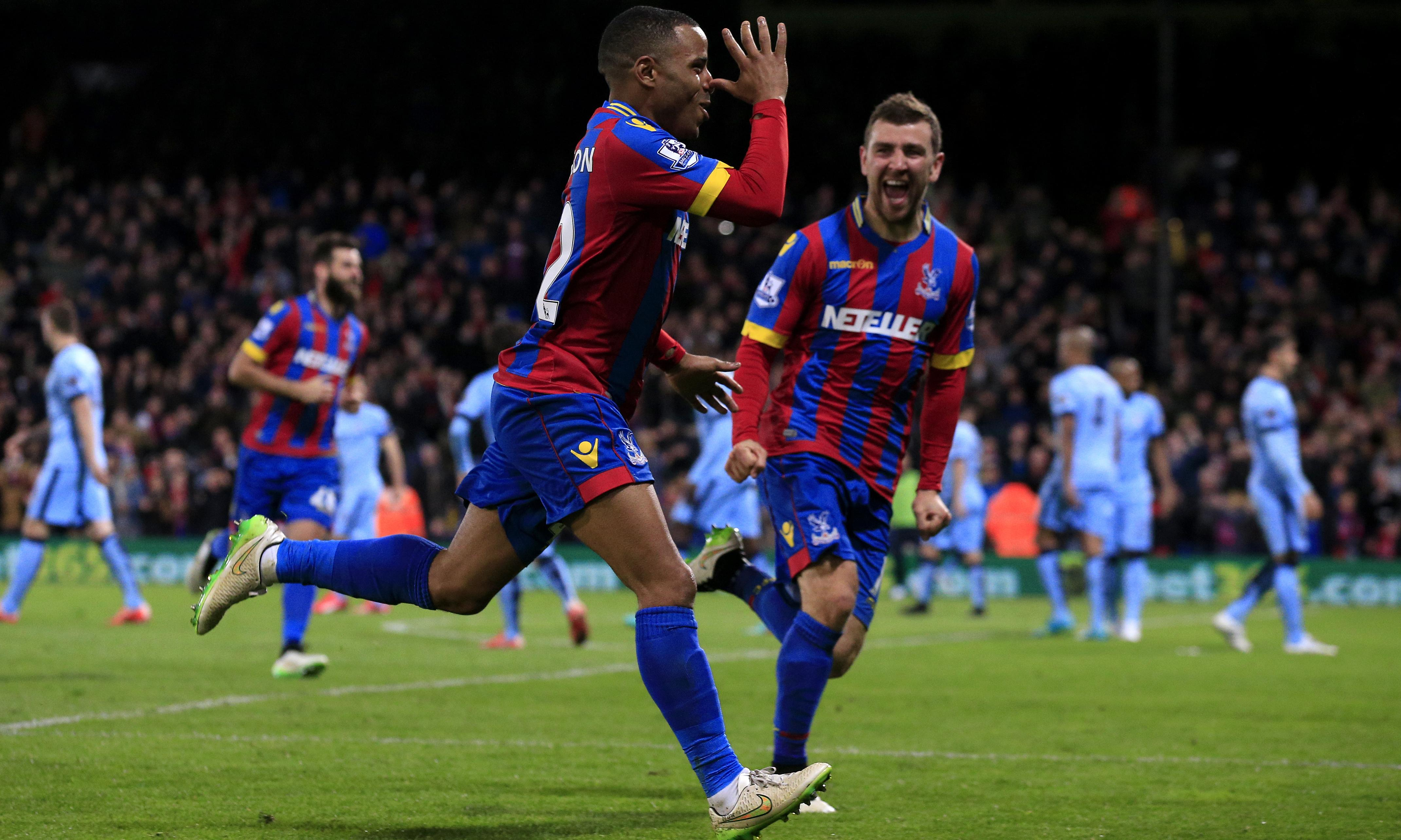 Crystal Palace and the knack: how the Eagles became Man City's bogey team