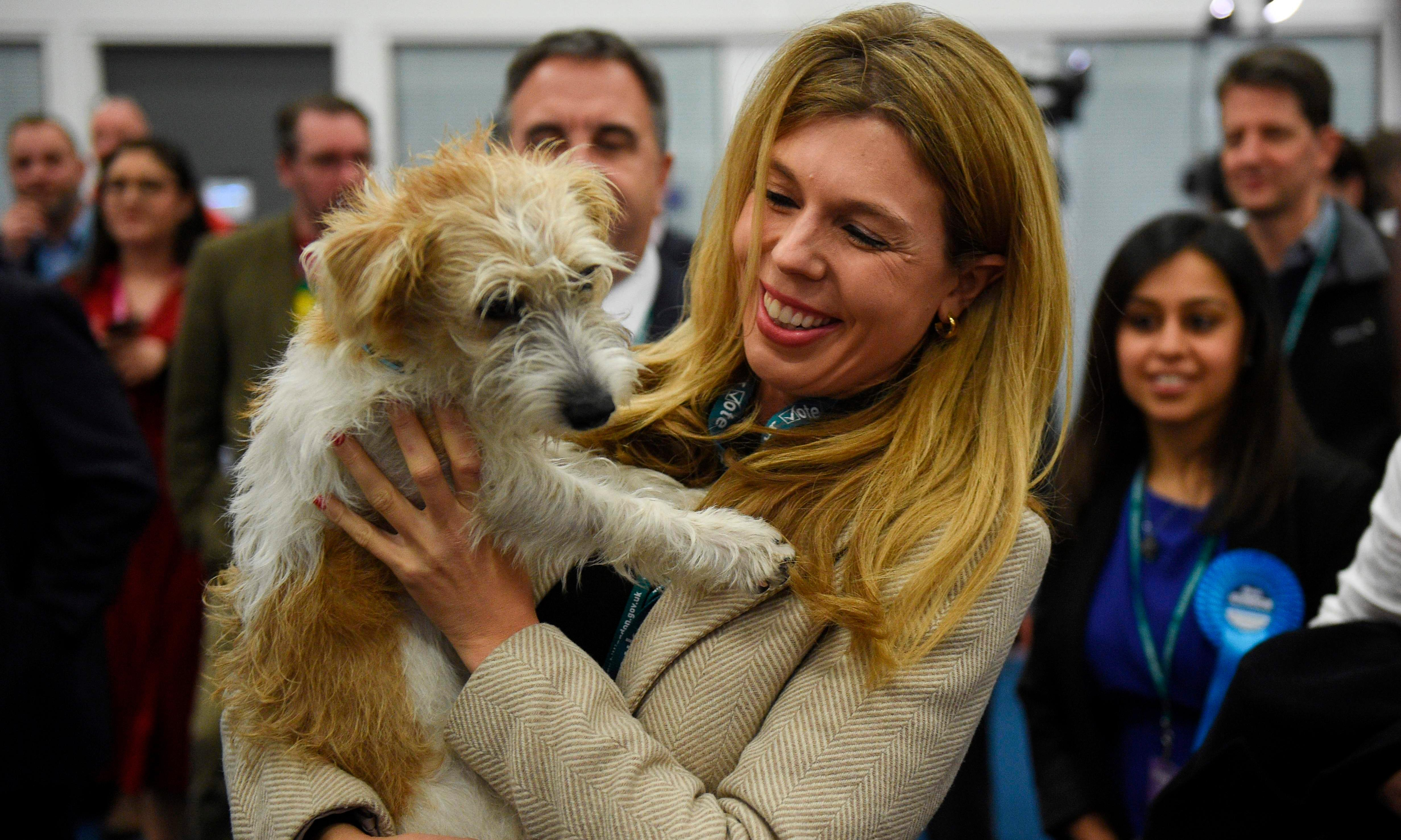 Court to probe Carrie Symonds' influence on PM after cancellation of badger cull