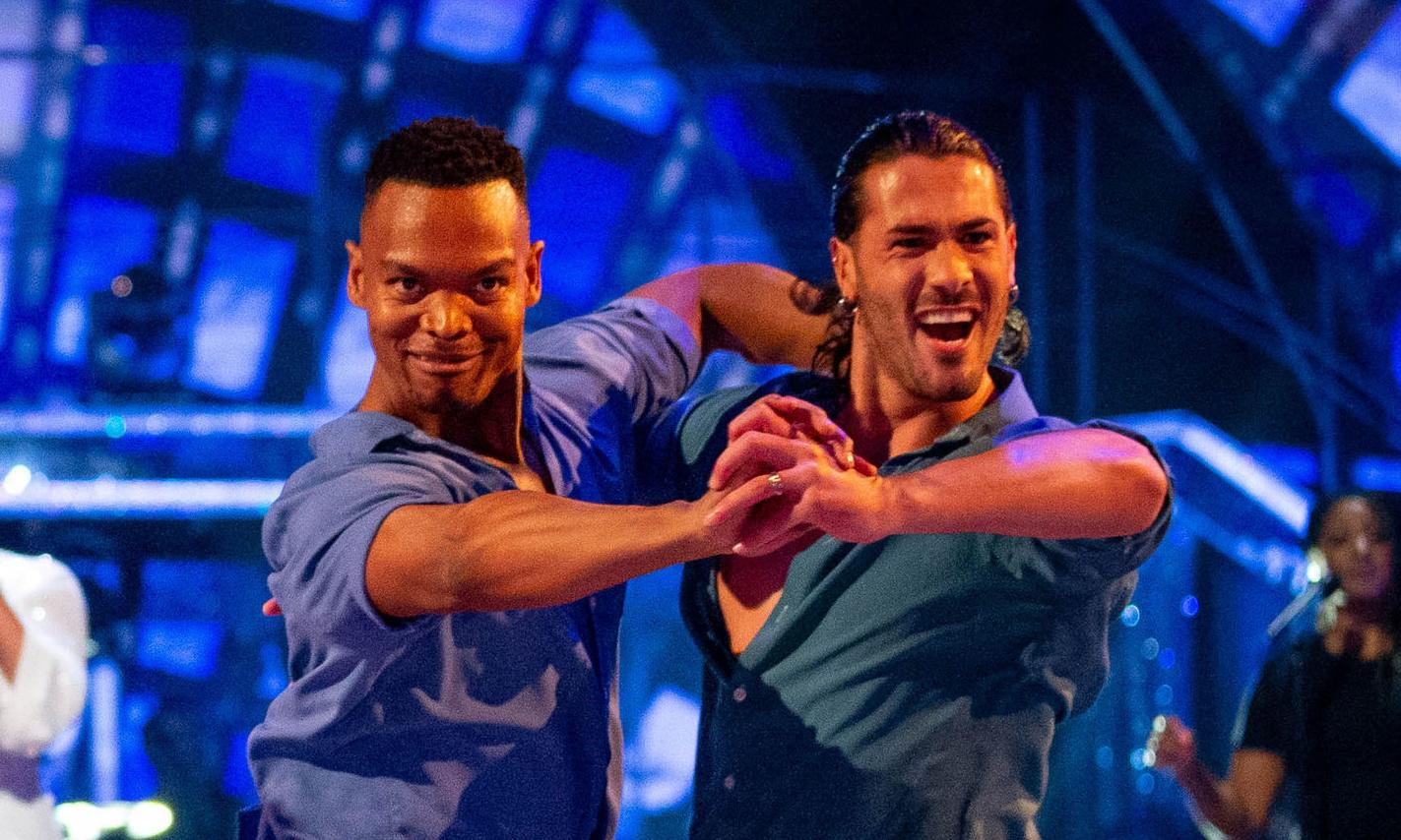 Strictly Come Dancing's first same-sex routine sparks almost 200 complaints