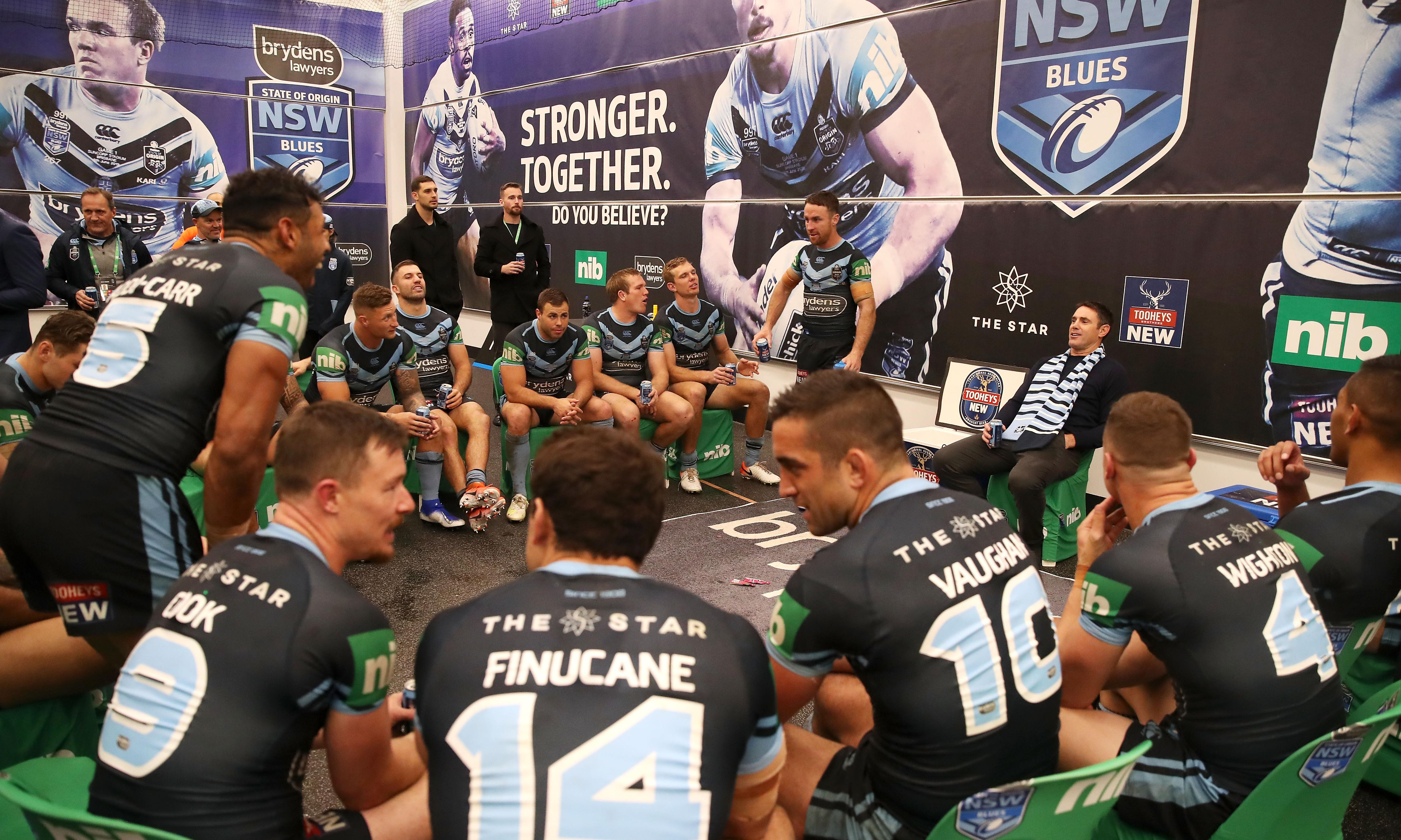Brad Fittler's State of Origin gamble pays big dividends