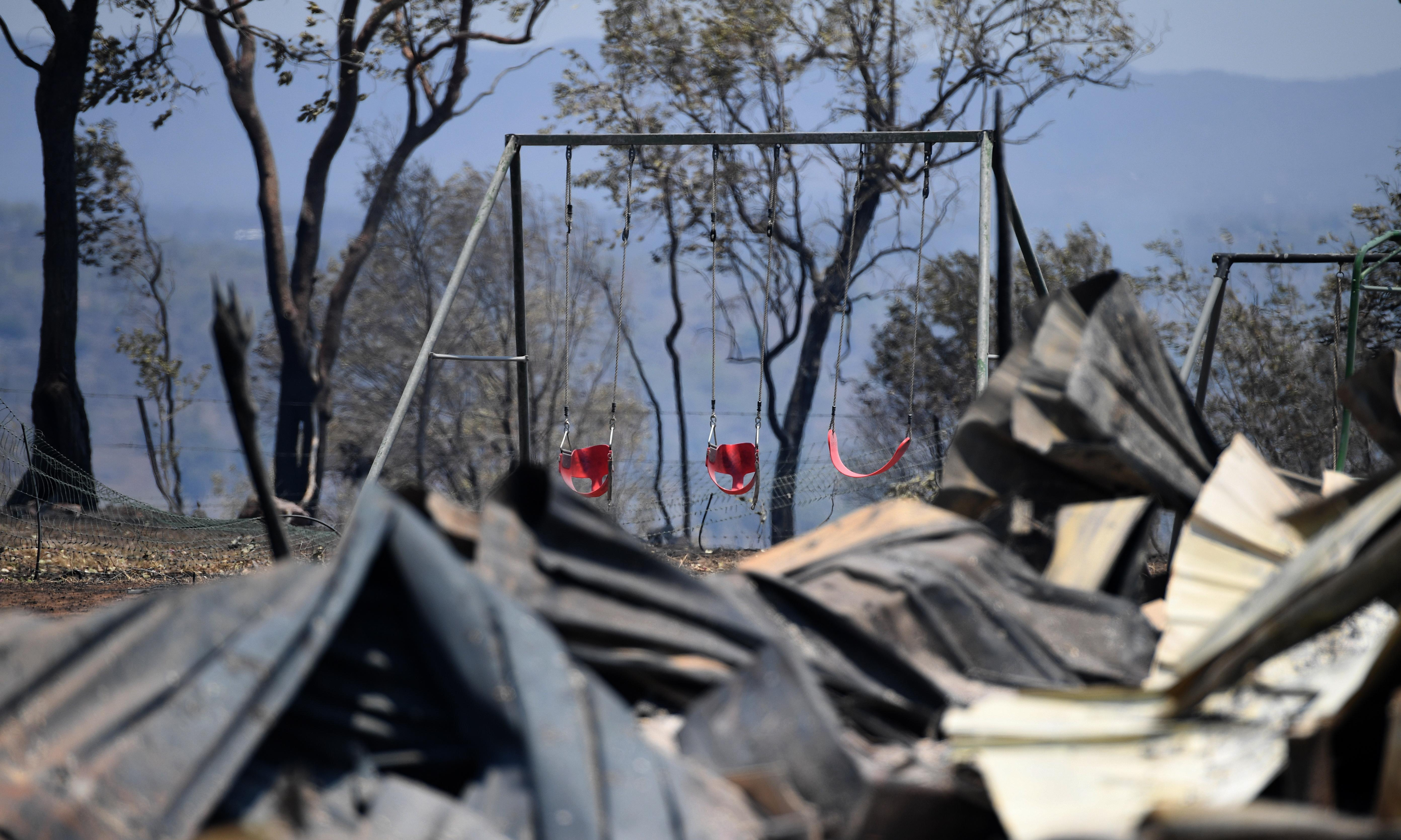 Climate change made extreme heat before 2018 Queensland bushfires 'four times more likely'