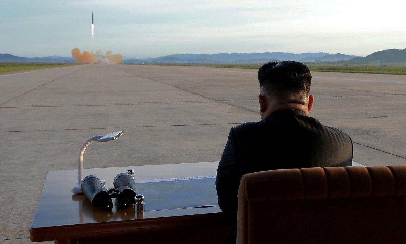 North Korea: secret missile HQ uncovered as nuclear summit nears