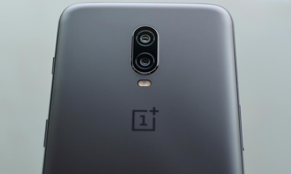 oneplus 6t glass back