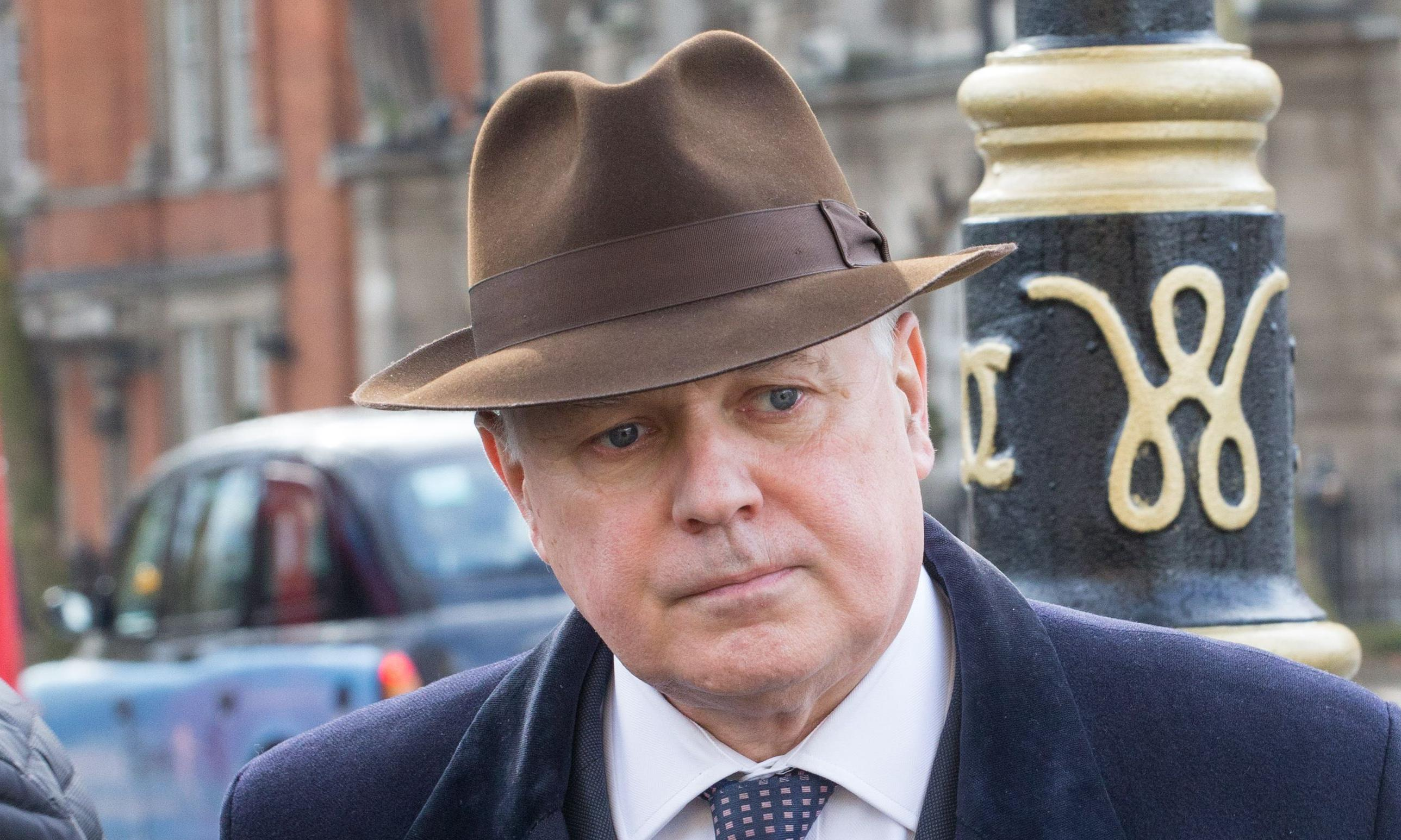 May I have a word about… Iain Duncan Smith and his 'London tsar'