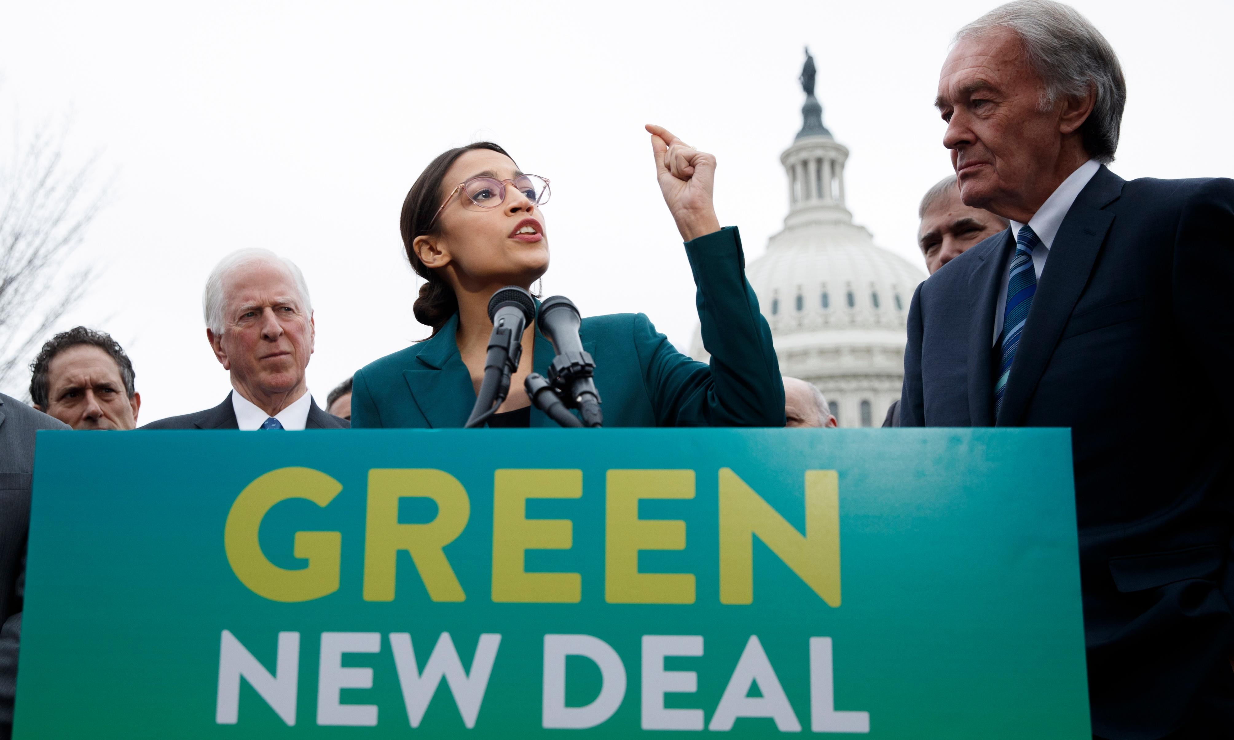 The Green New Deal doesn't just help climate. It's also a public health new deal