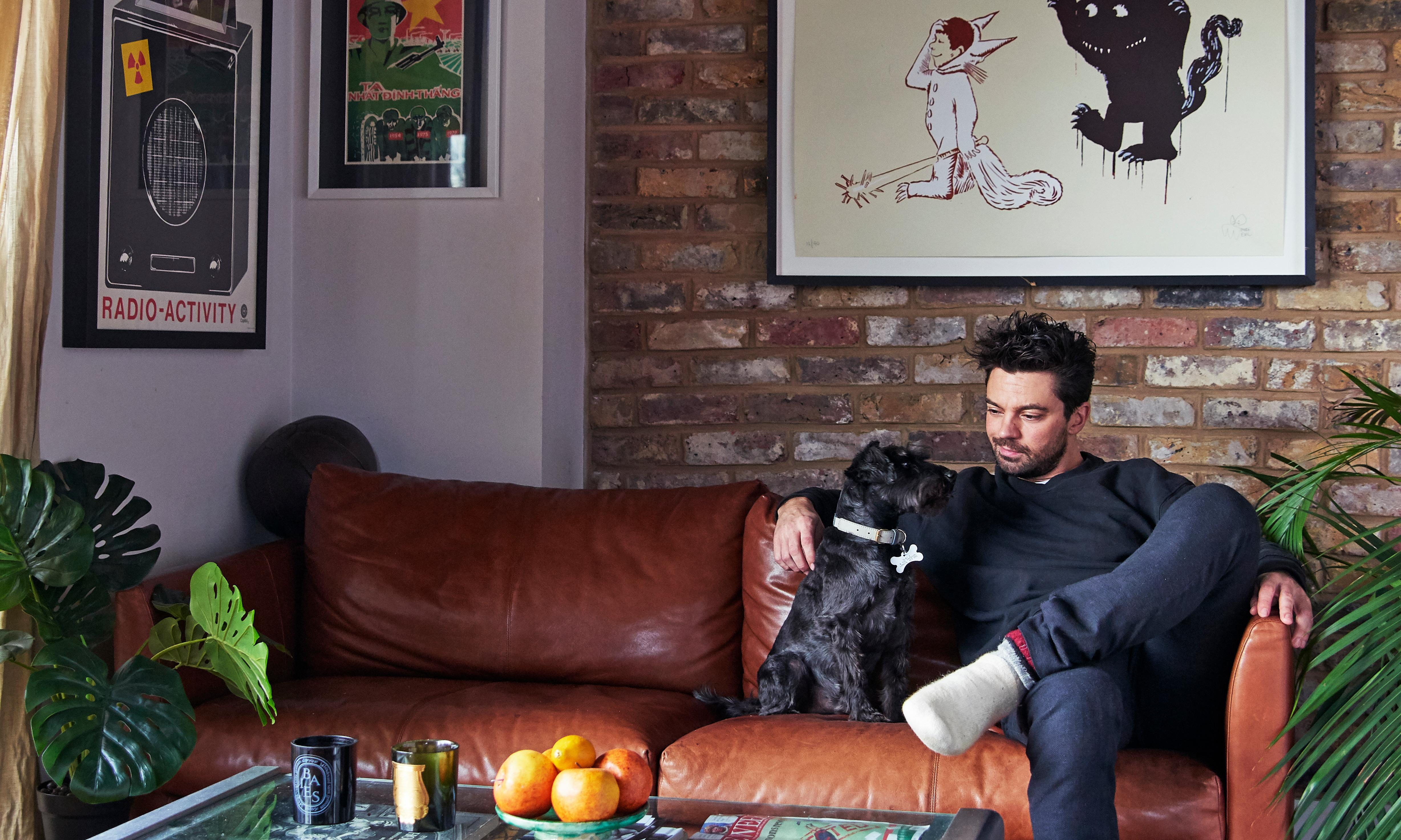Dramatic spaces: raising the curtain on Dominic Cooper's bolthole