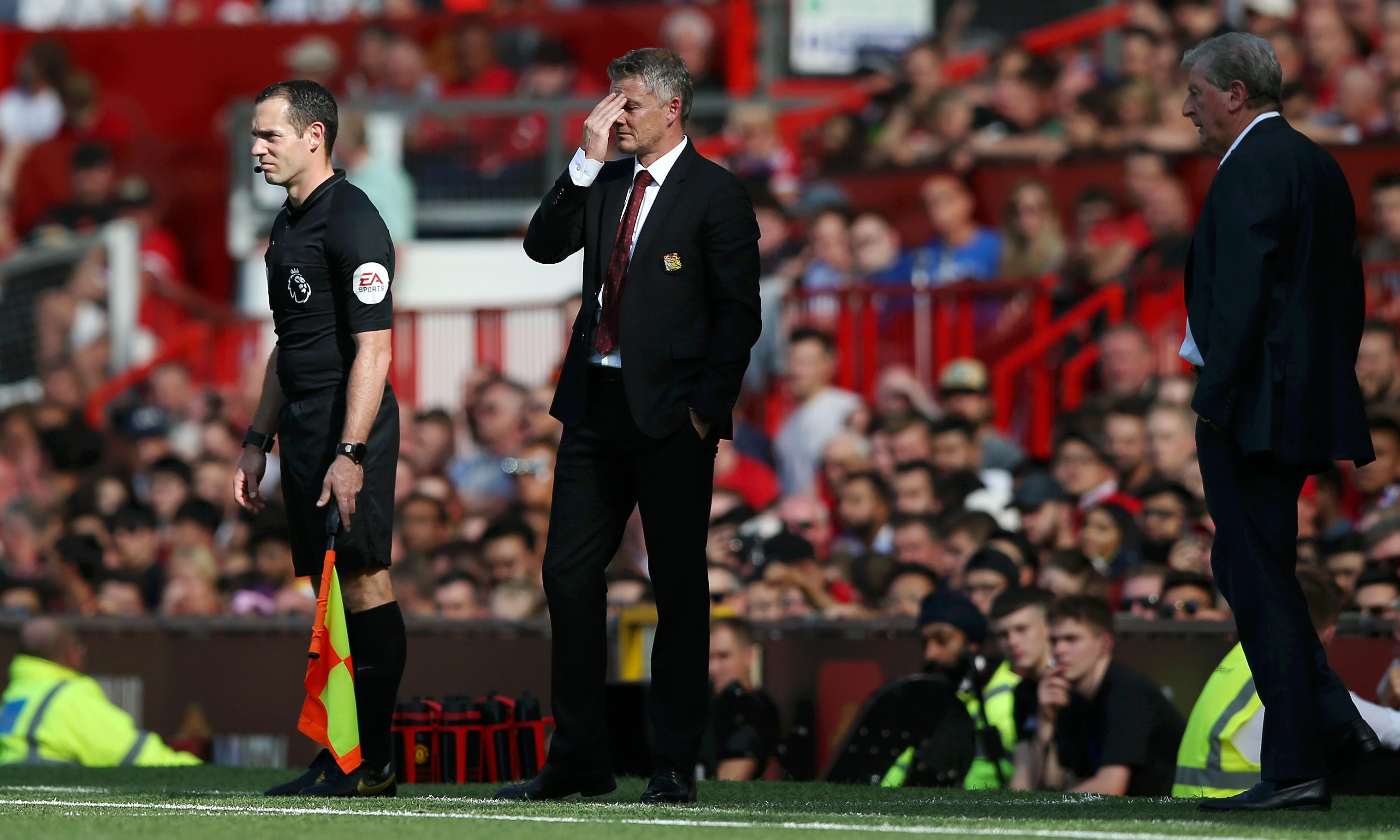 Ole Gunnar Solskjær and the credibility conundrum at Manchester United