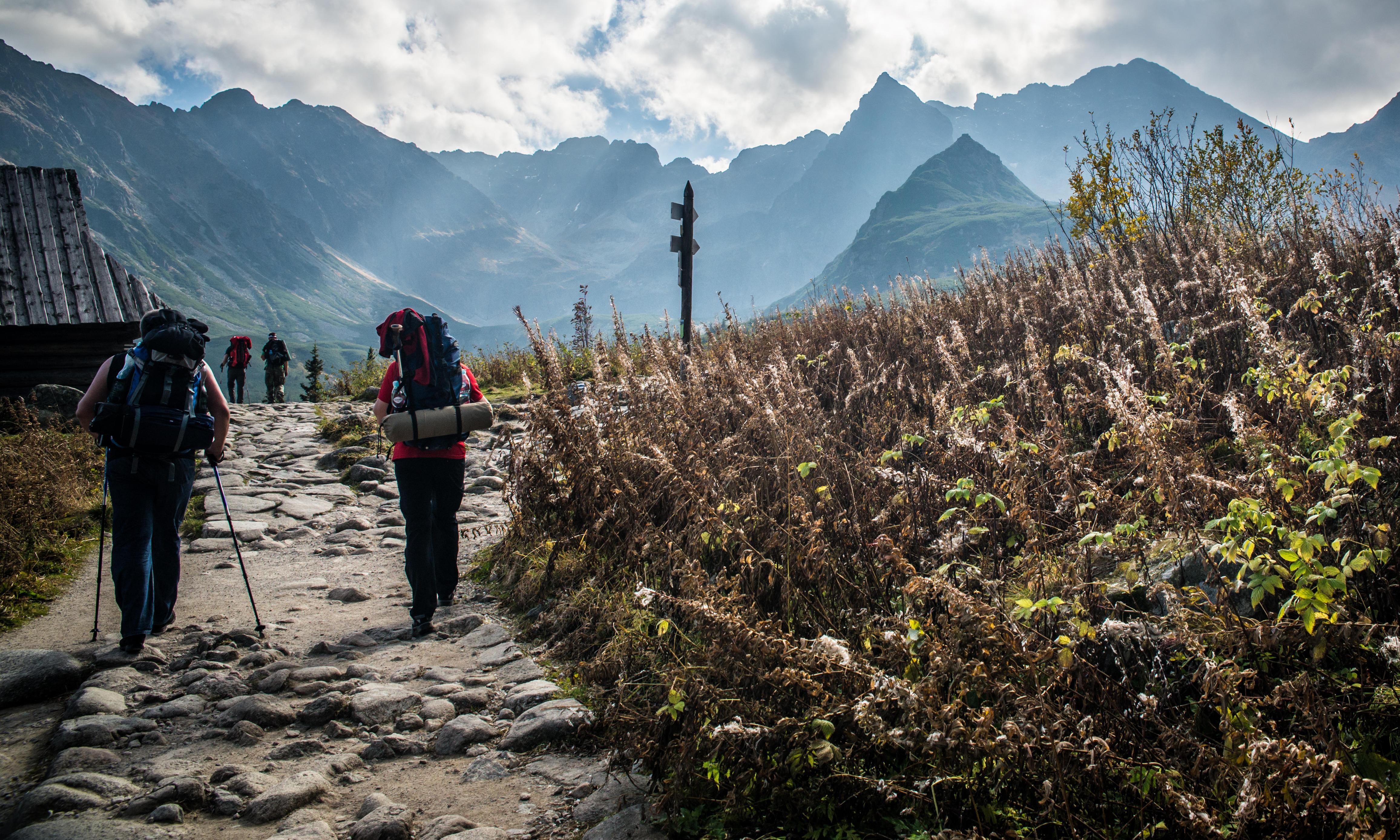 Two Polish climbers killed in High Tatra mountains