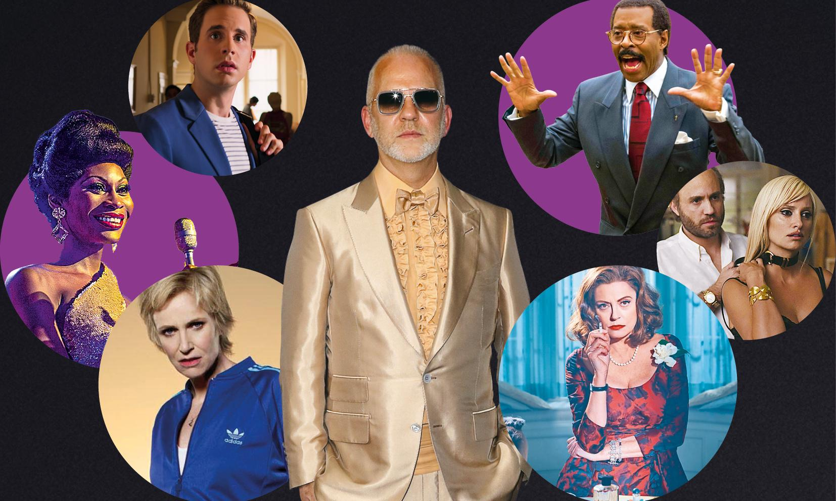 'I made gay sidekicks the leads': how Ryan Murphy changed TV for ever
