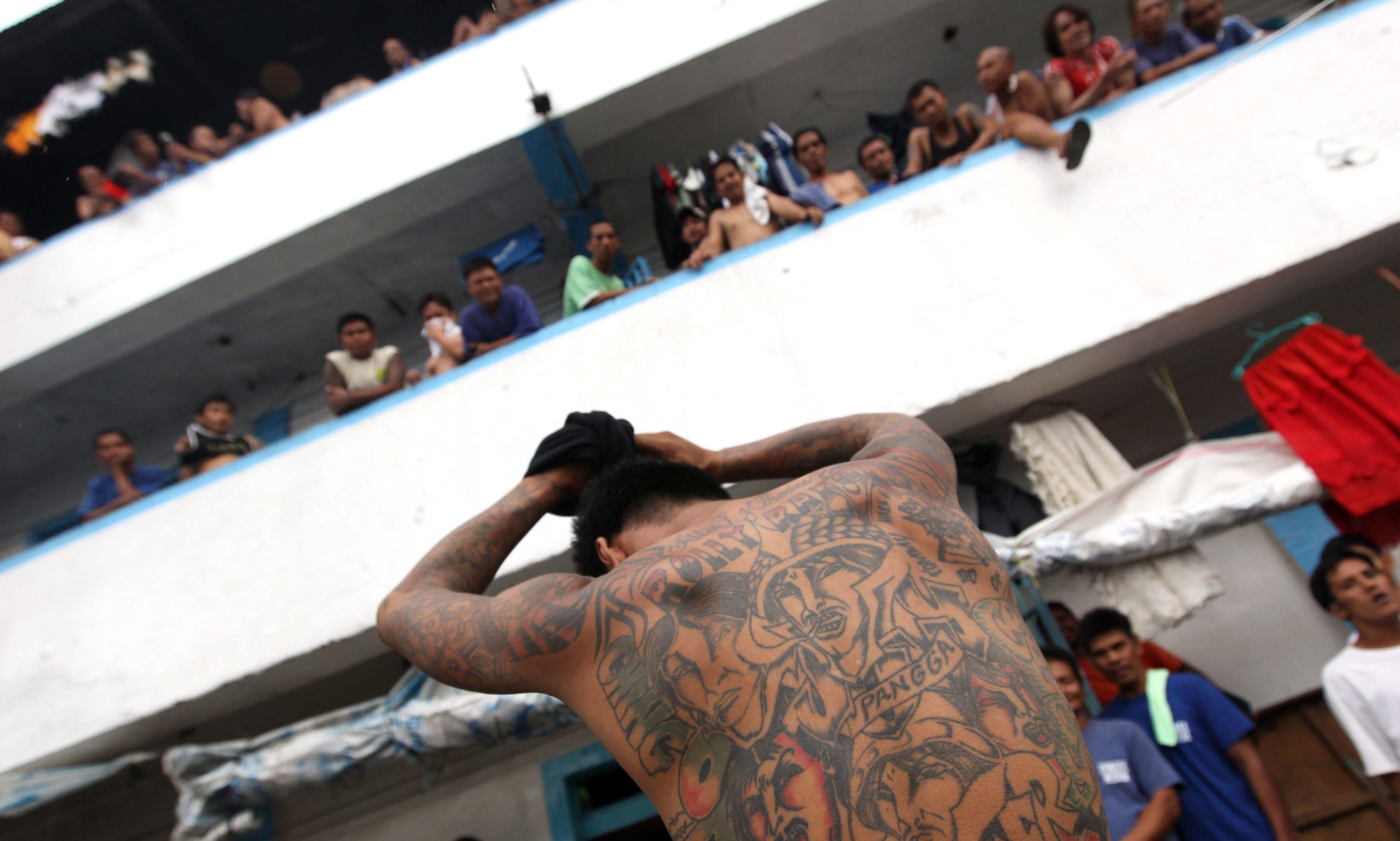 'We don't need the death penalty': 20% of inmates die each year in Philippines jail