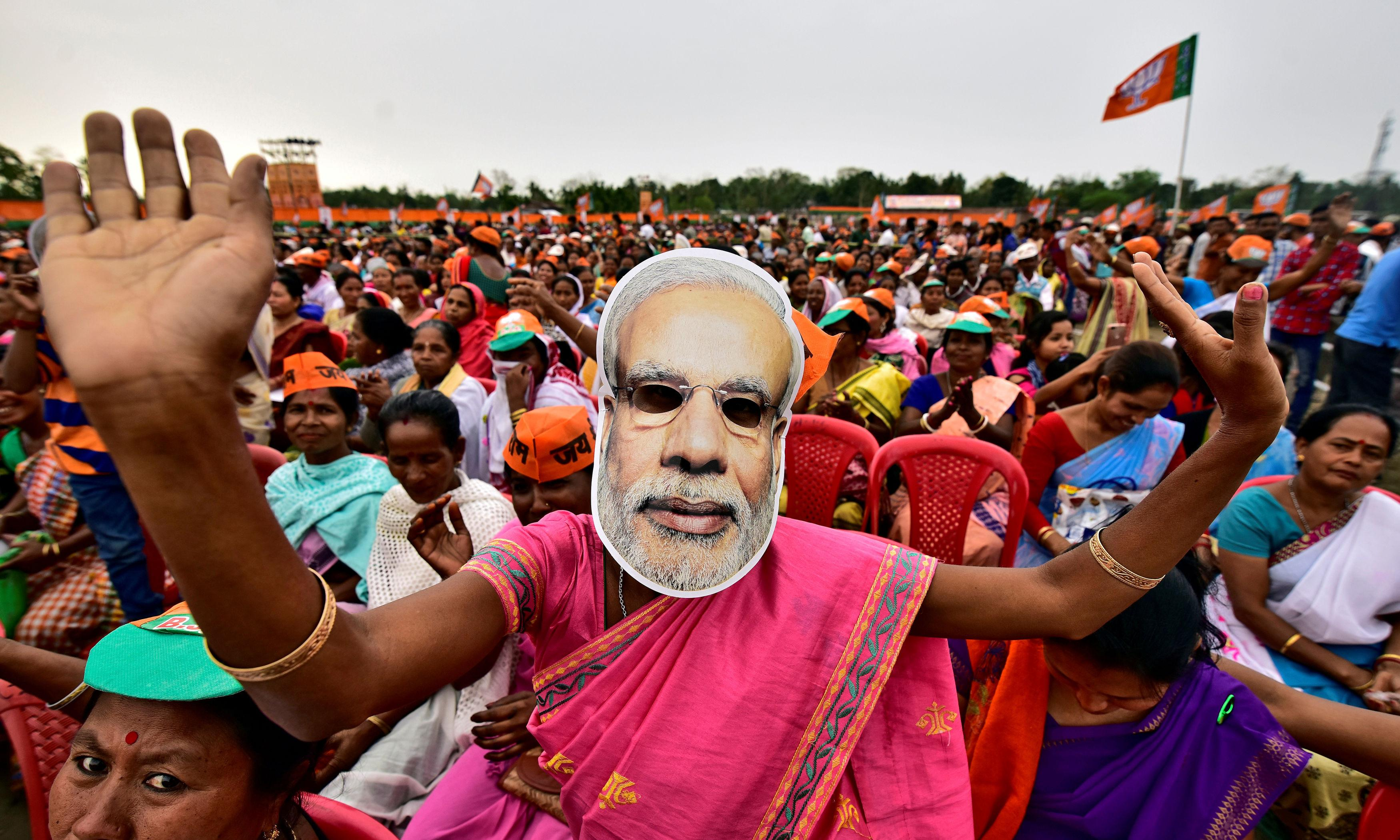 Five more years of Narendra Modi will take India to a dark place