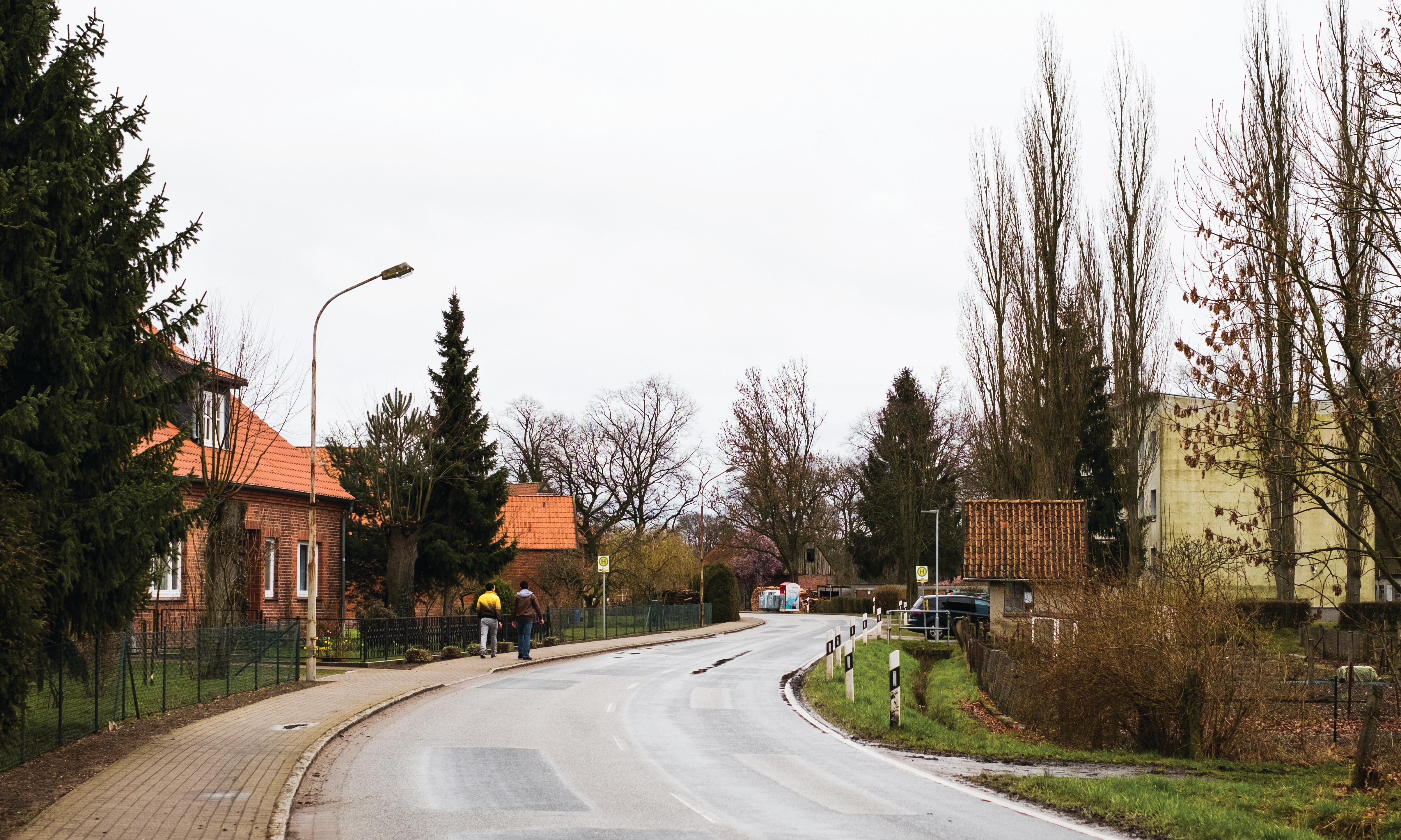 102 villagers, 750 refugees, one grand experiment
