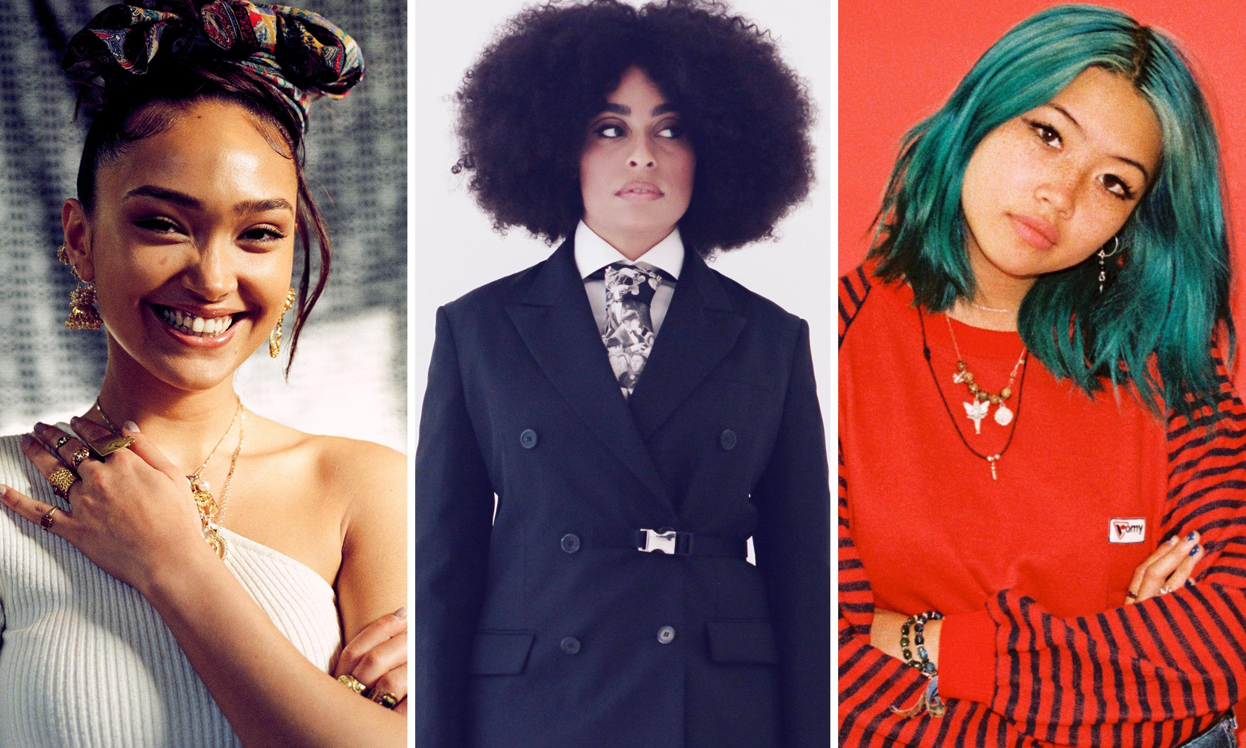 Celeste, Beabadoobee and Joy Crookes nominated for Brits rising star award